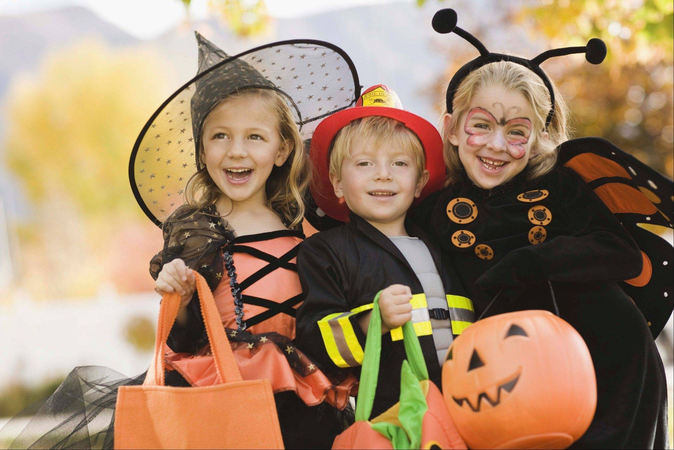 Kids can go trick-or-treating and meet popular children's cartoon and storybook characters at the Halloween Trick or Treat Path at Viking Park in Gurnee.