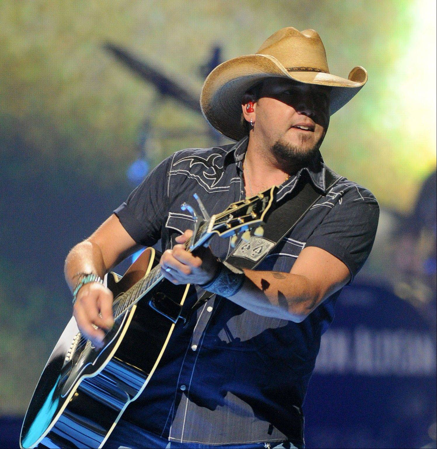 Jason Aldean is among the first round of performers announced for the American Country Awards on Dec. 10.