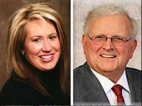 Kane board candidates clash over pension, benefits