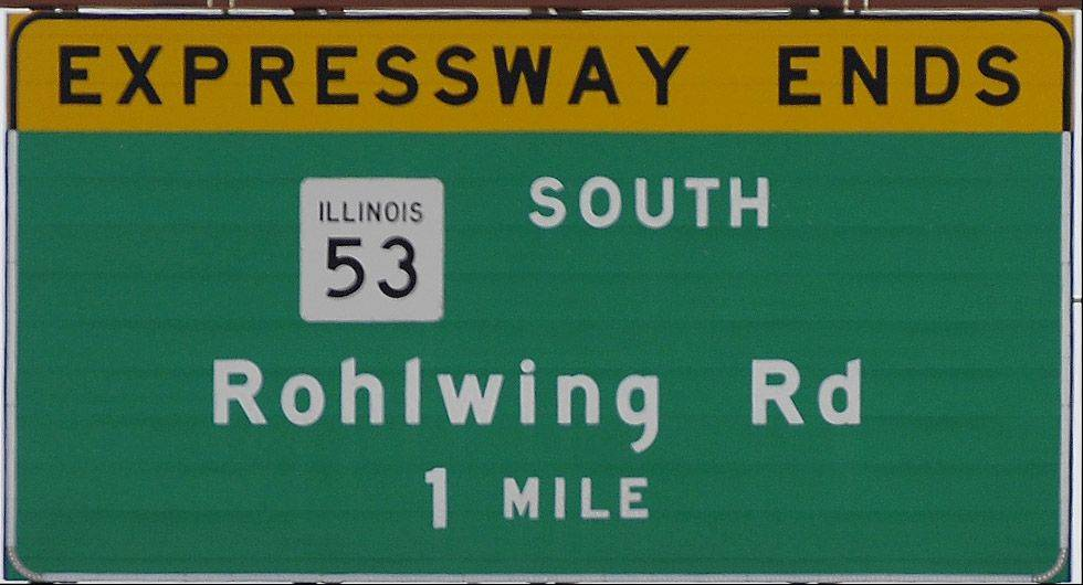Daily Herald file photo The tollway is gearing up to build an eastern extension for the Elgin-O'Hare Expressway.