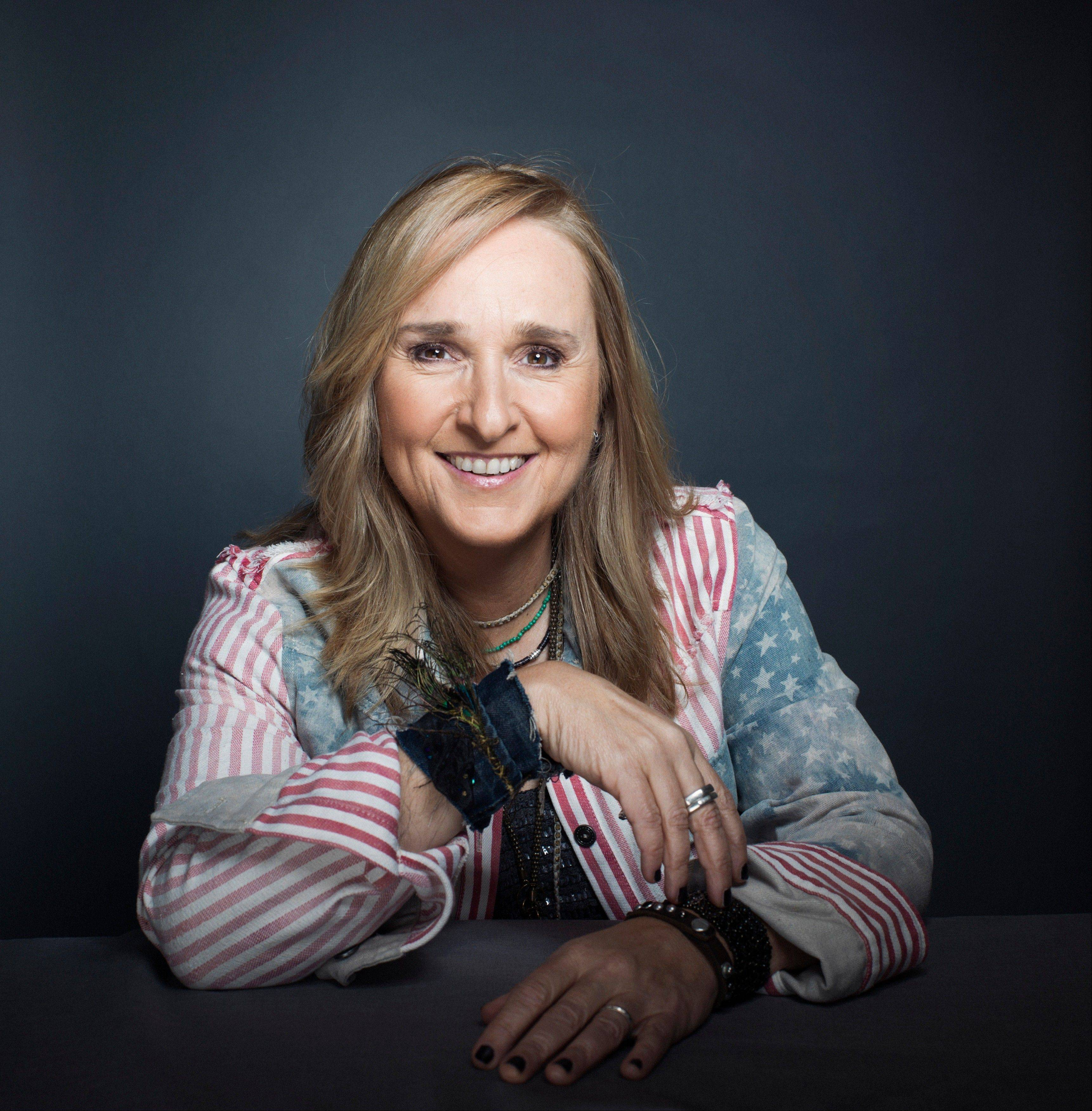 Singer-songwriter Melissa Etheridge challenged herself to play all the guitar parts on her new CD �4th Street Feeling.�