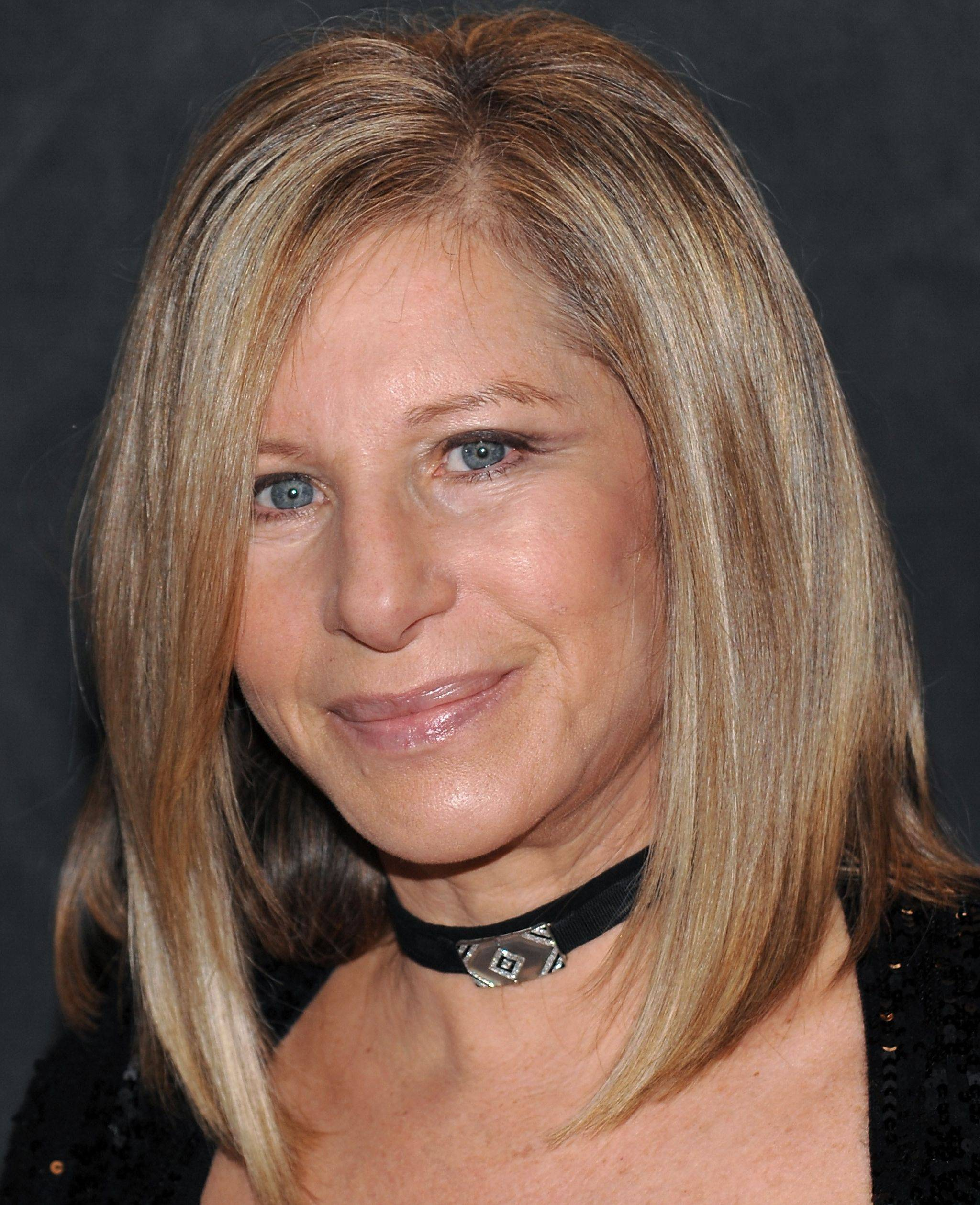 Barbra Streisand performed Friday night at the United Center in Chicago. The concert included a tribute to late composer Marvin Hamlisch and a duet with her son, Jason Gould.