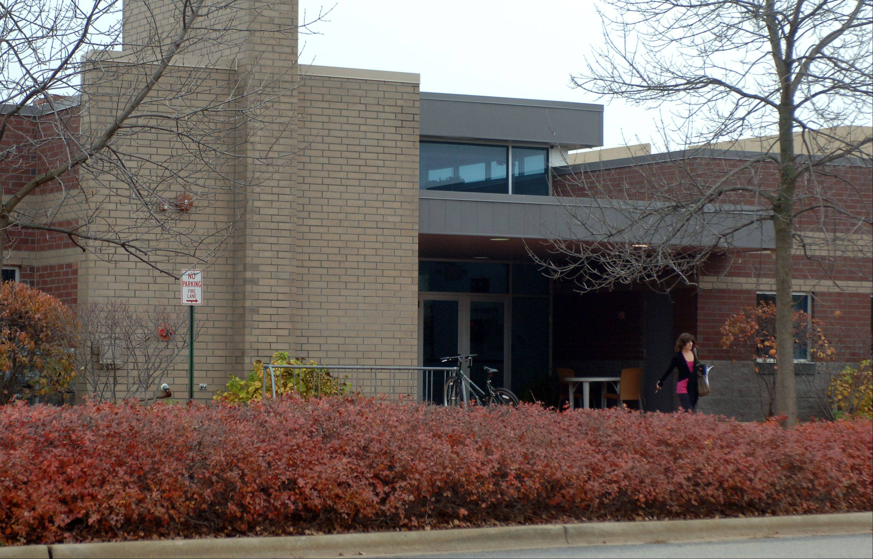 The possible sale of the Central Lake YMCA building at 700 Lakeview Parkway in Vernon Hills remains in negotiation.