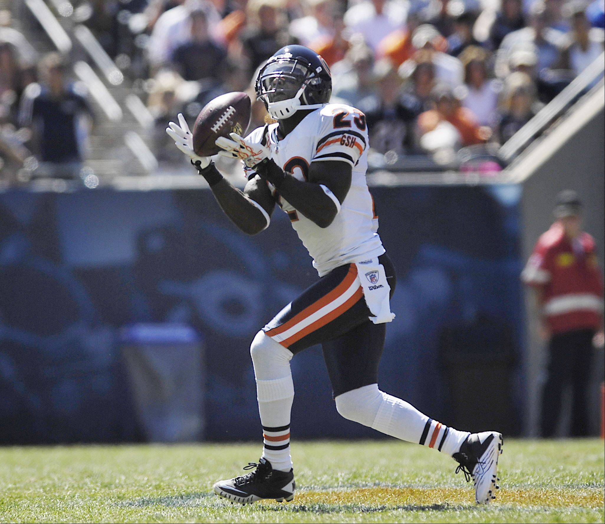 Devin Hester agreed with special teams coach Dave Toub that he needs to play better in the return game.