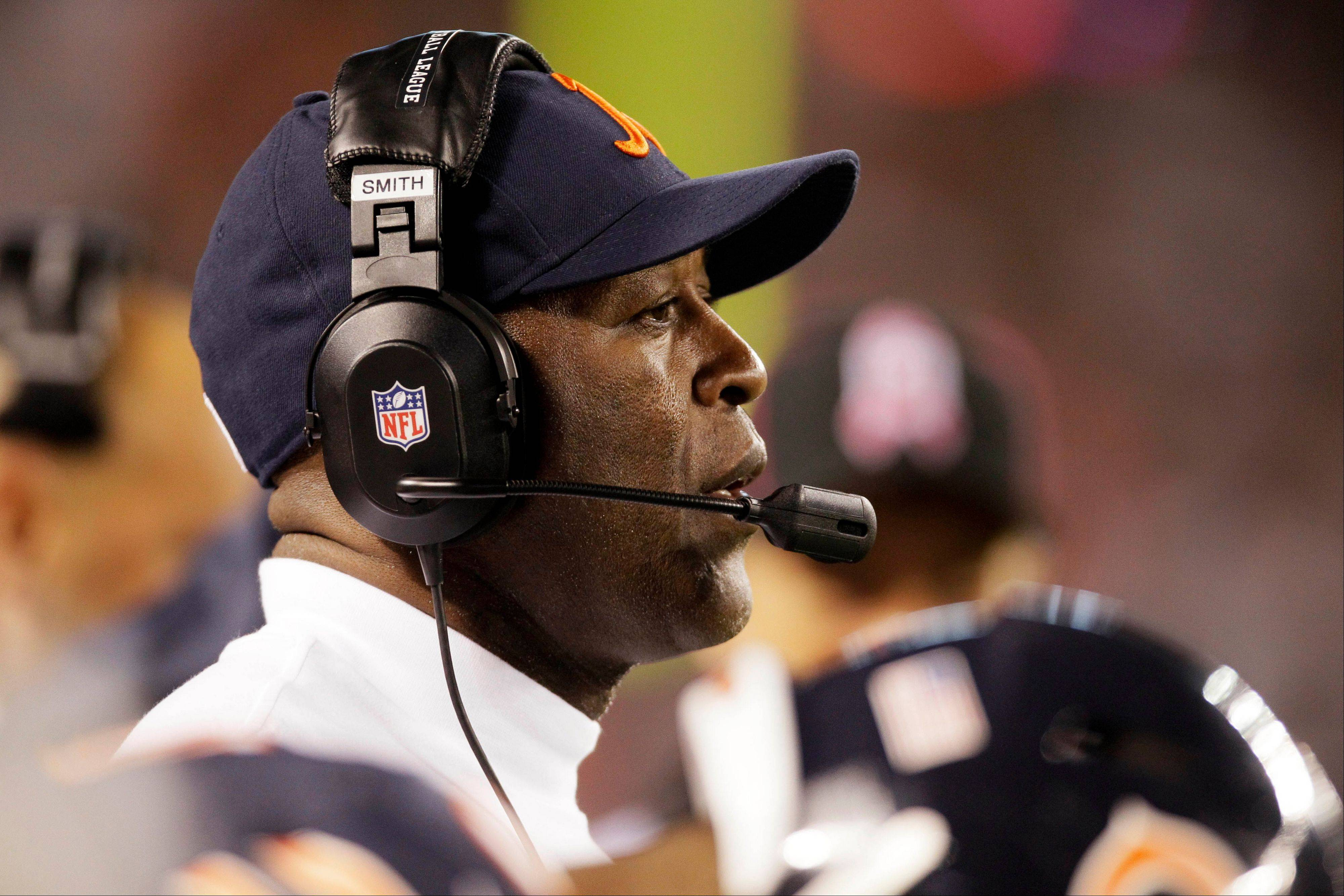 All the pieces are in place for coach Lovie Smith and the Bears to make a deep, maybe even Super, run in the postseason.