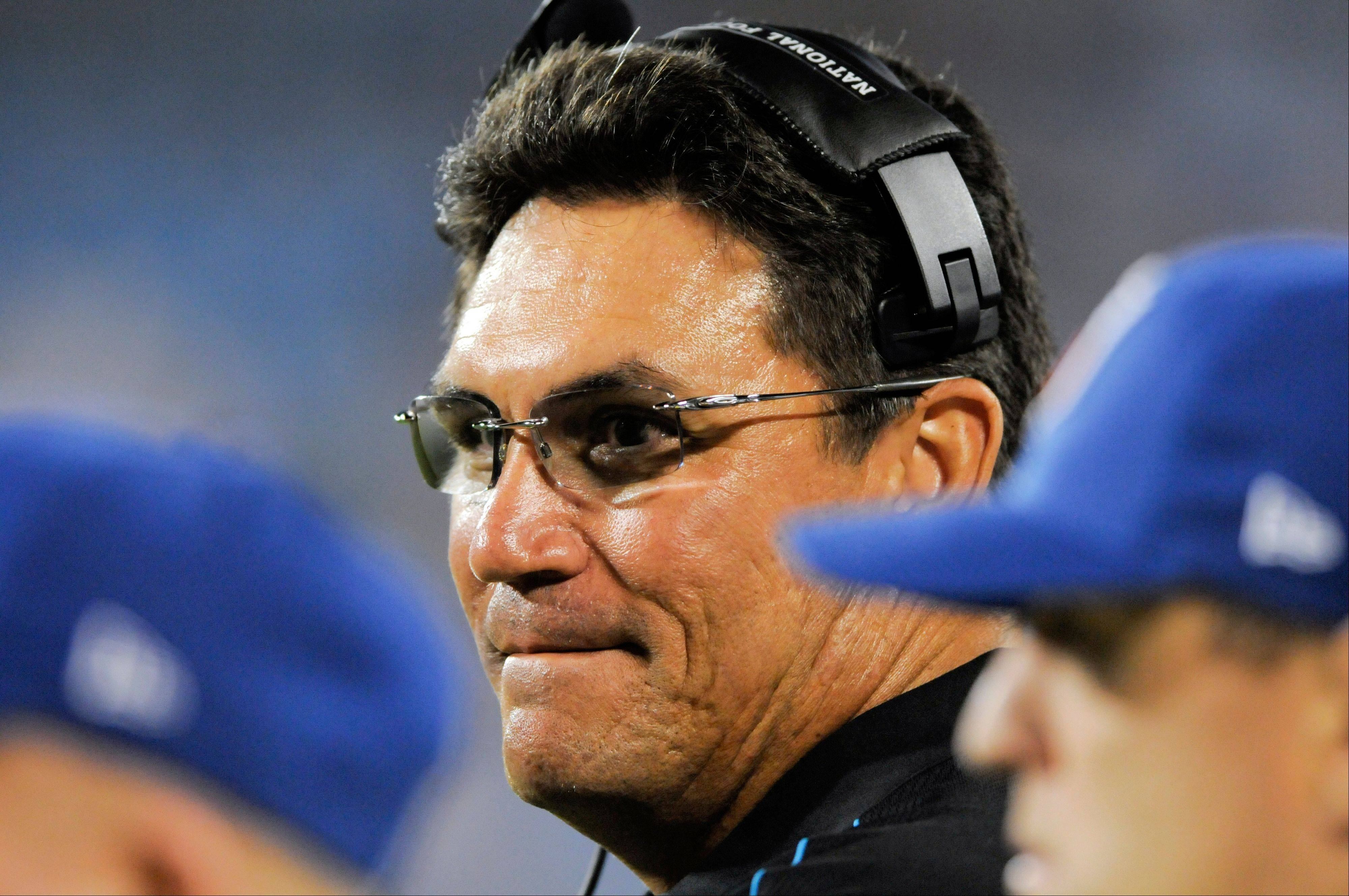 Panthers head coach Ron Rivera, who was defensive coordinator for the Bears in 2006, says this year's Bears defense may be better than the one he directed.