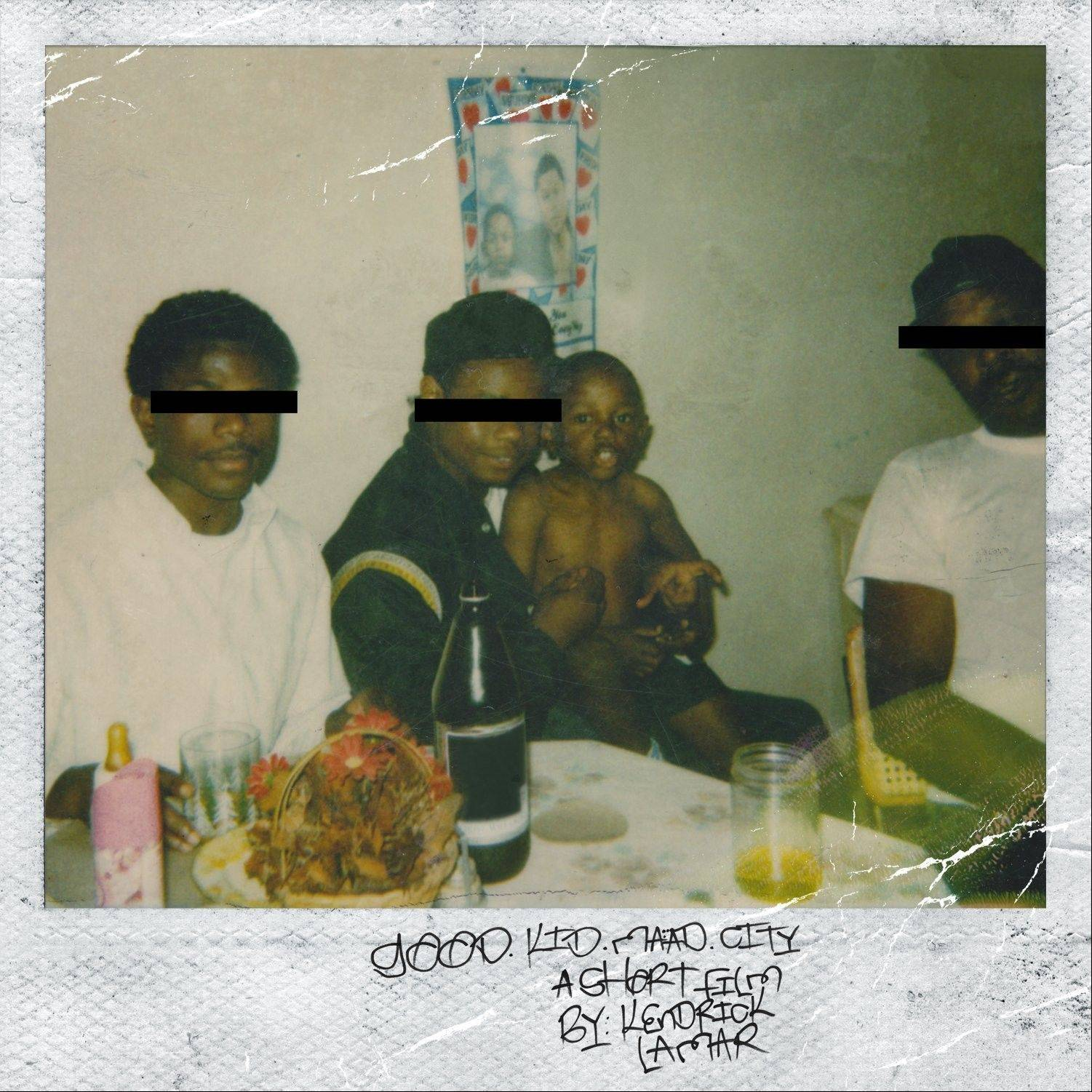 """Good Kid m.A.A.d. city"" by Kendrick Lamar"