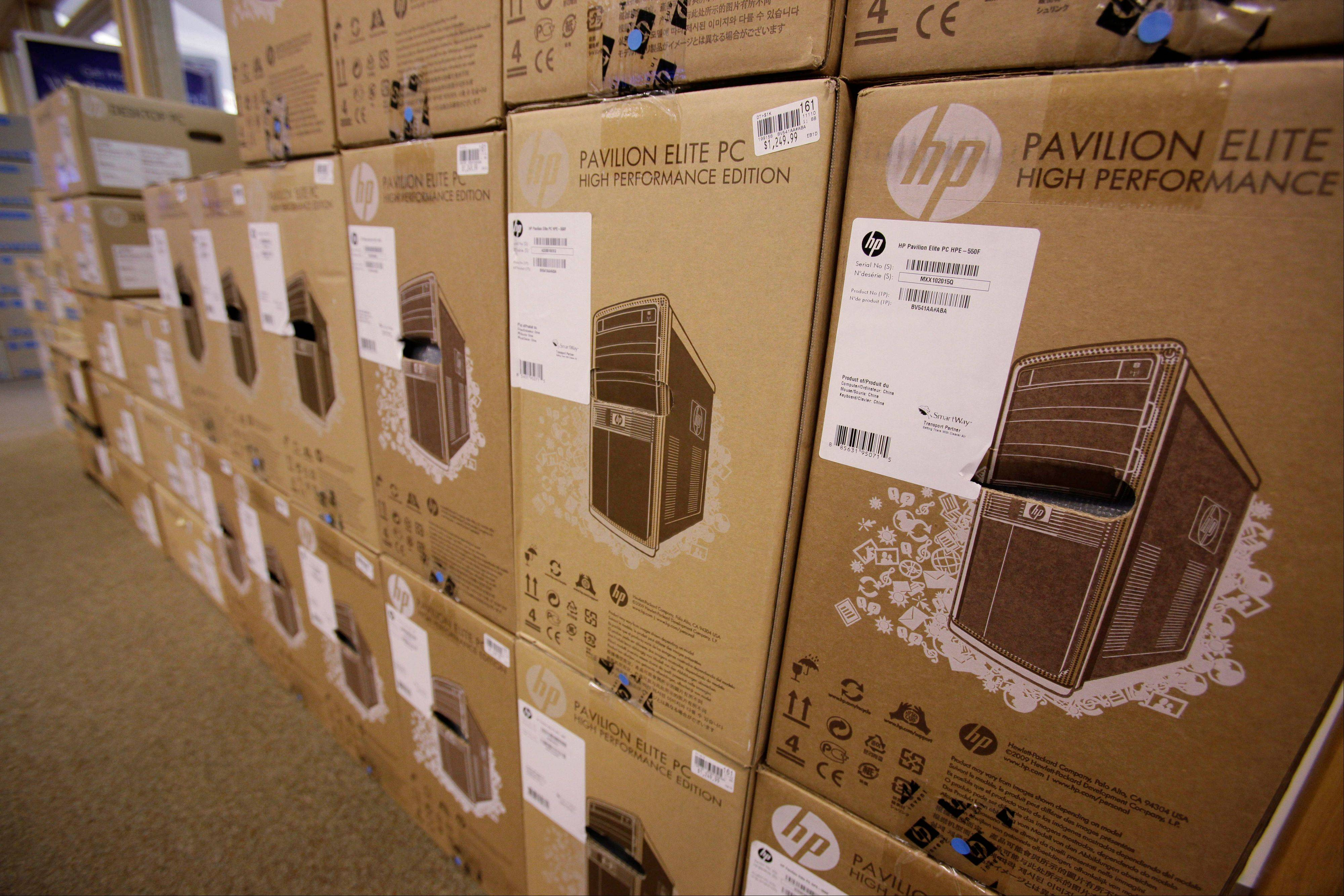 Hewlett-Packard recorded its biggest quarterly loss ever in this year's second quarter.