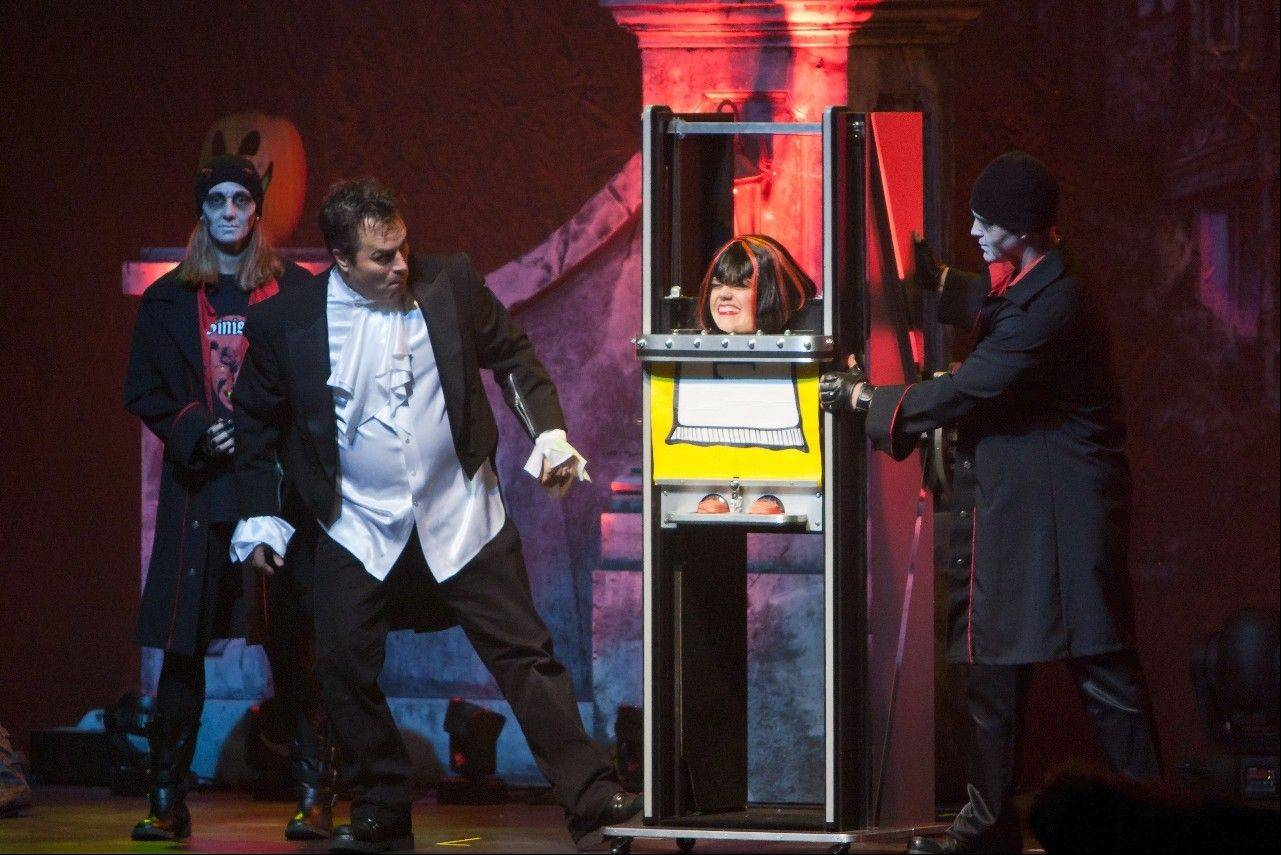 """Halloween Magic 2"" comes to the Akoo Theatre at Rosemont on Sunday, Oct. 28."