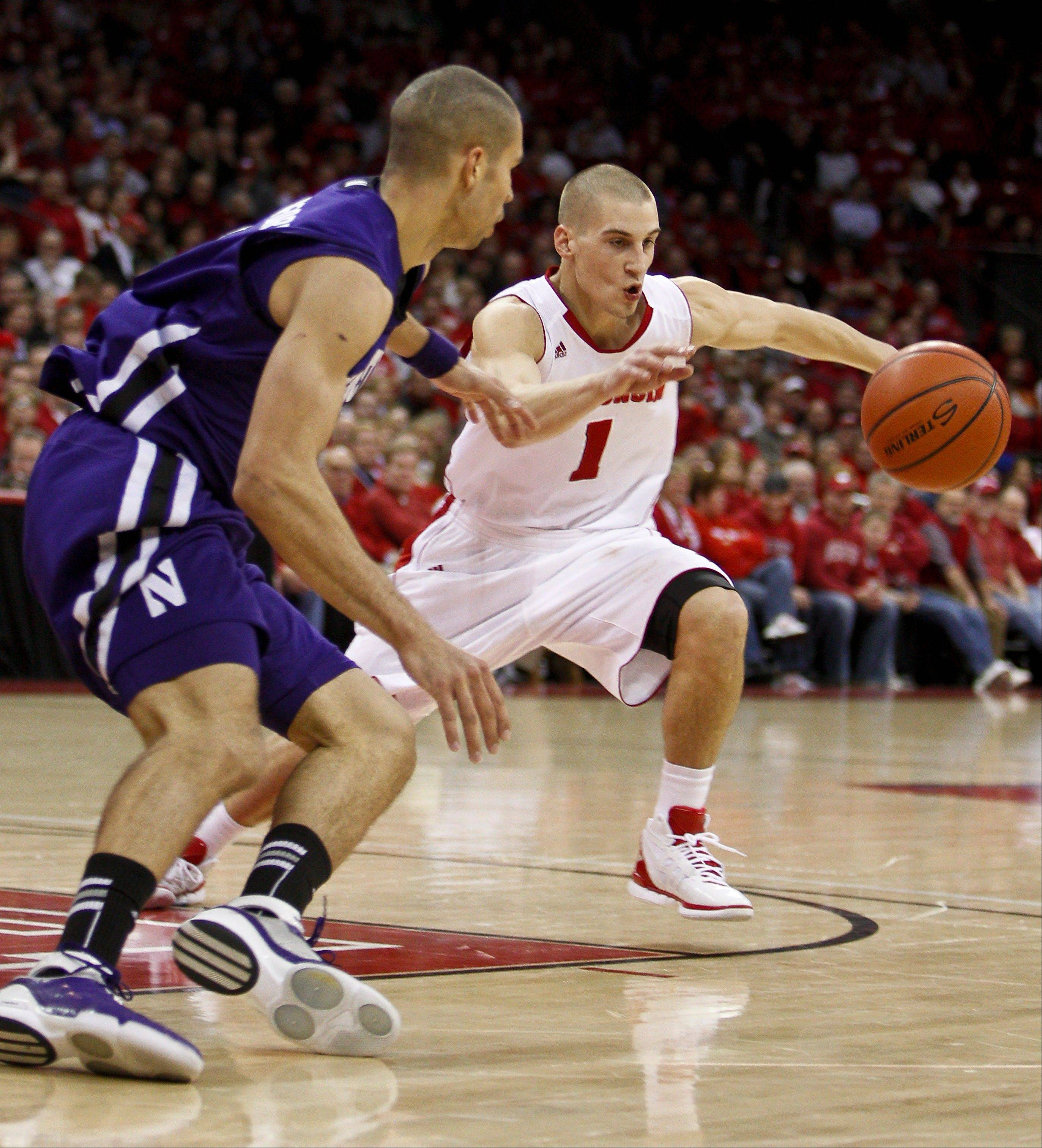 Big holes for Badgers as basketball season approaches