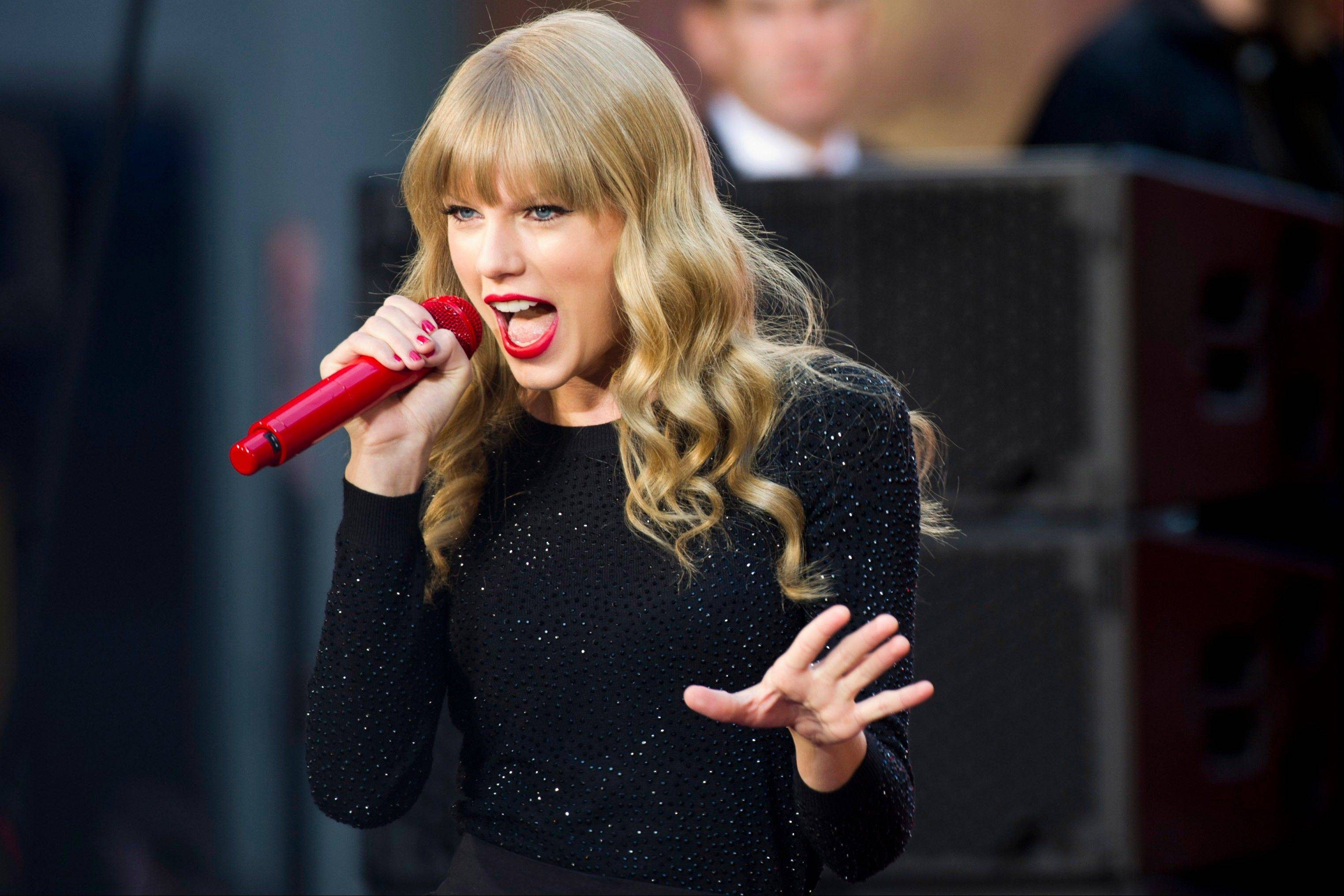 Taylor Swift will co-host the Grammy nominations concert with LL COOL J on Dec. 5, in Nashville, Tenn.
