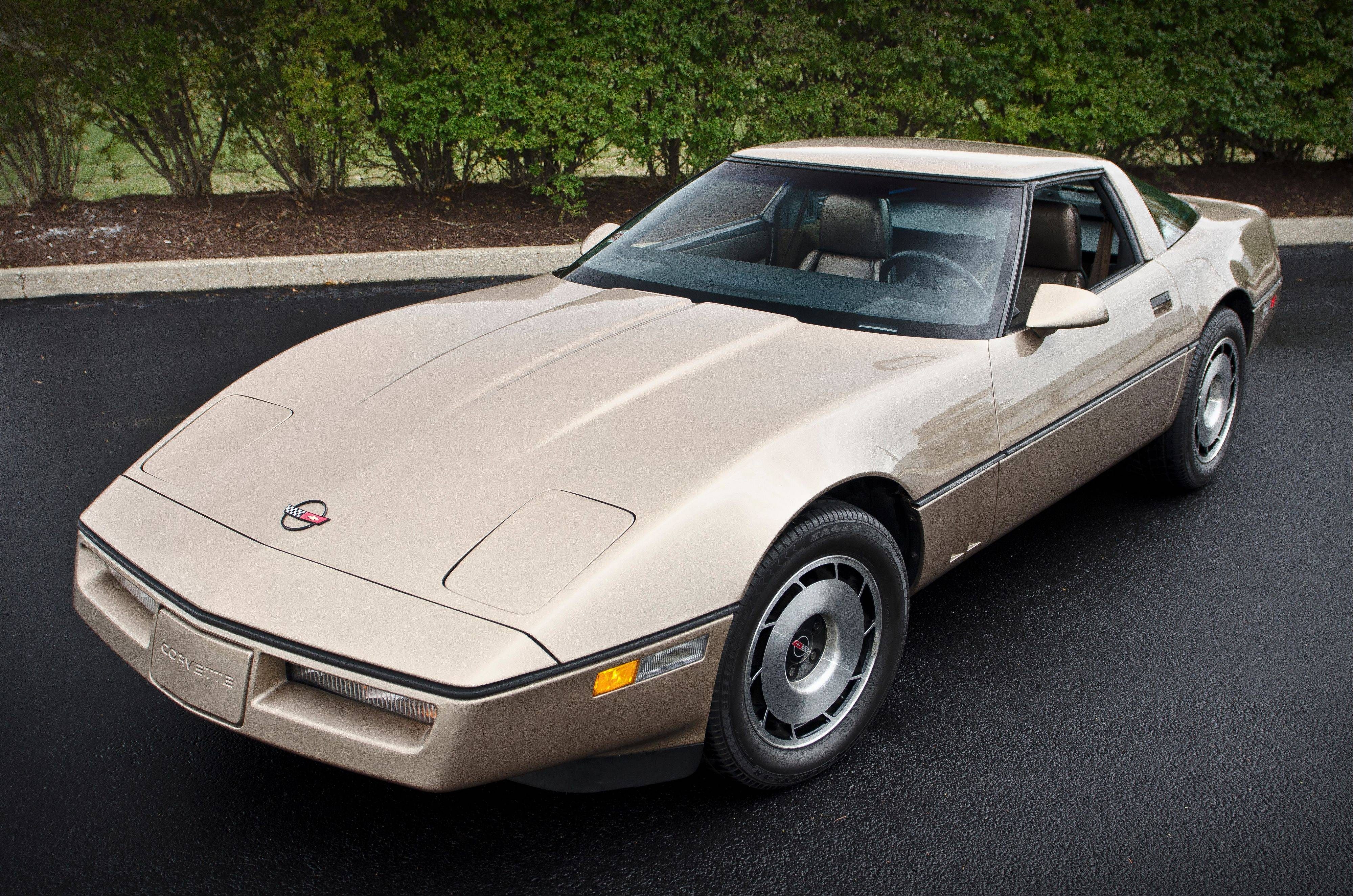 Tom Spera's 1984 Chevrolet Corvette has never seen snow or ice.