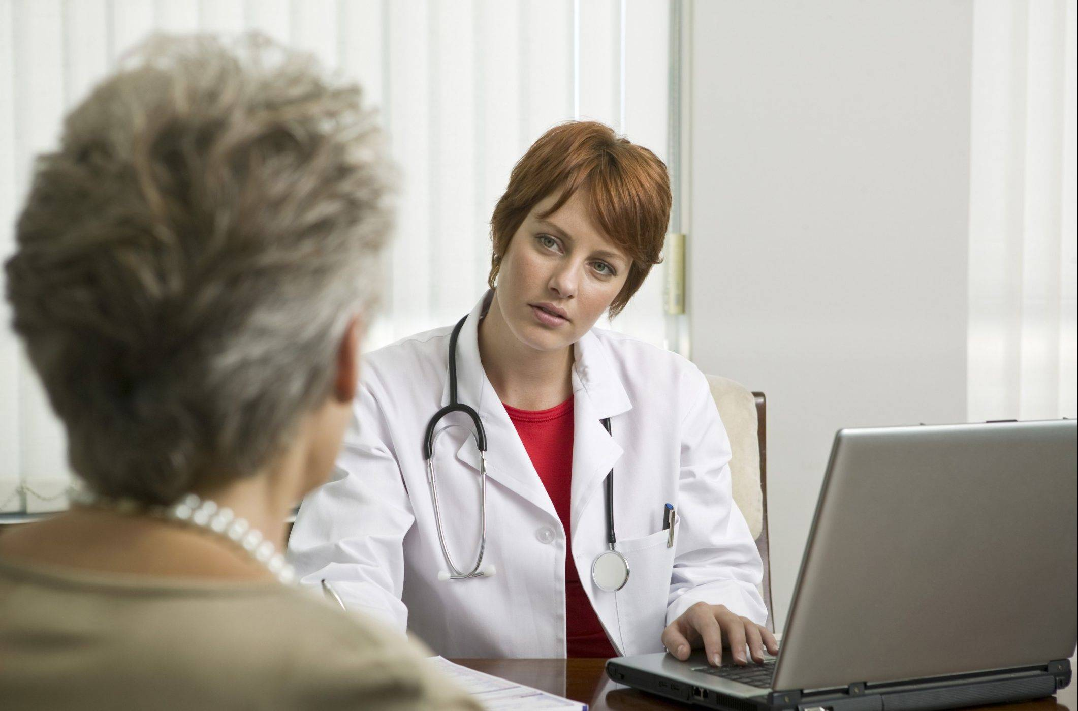 Patients should have knowledge of their medical histories when seeing a doctor.