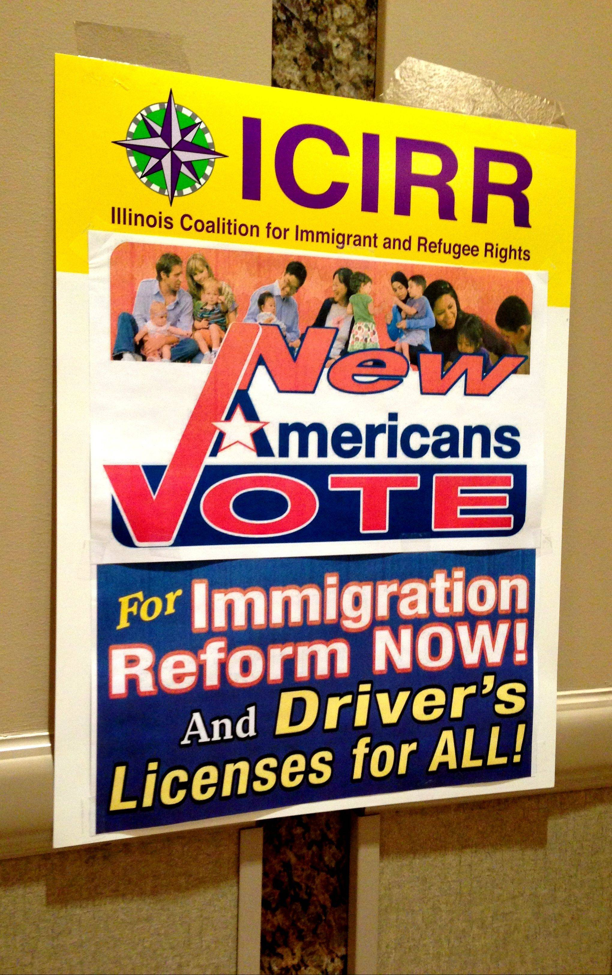 The audience, which favored the Dream ACT, pressed 11th Congressional District candidates on immigration reform Monday night in Joliet.