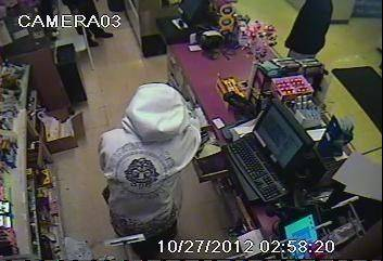Hanover Park police say two men, one armed with a crow bar, robbed a convenience store Saturday, Oct. 27.
