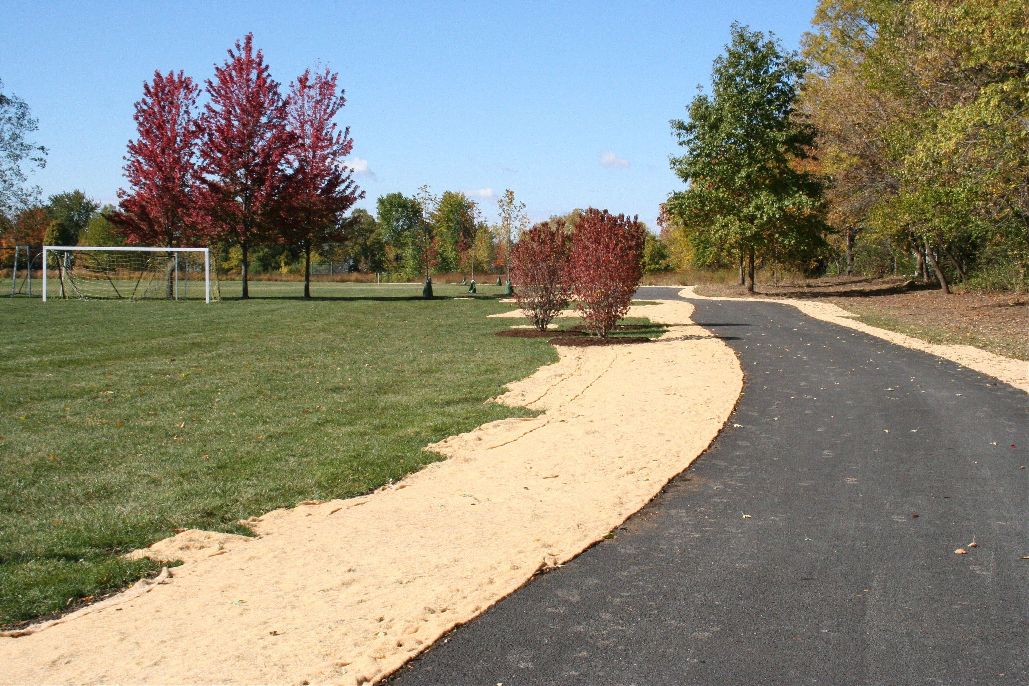 Naperville Park District is continuing to use grant money to fund improvements to Meadow Glens Park.