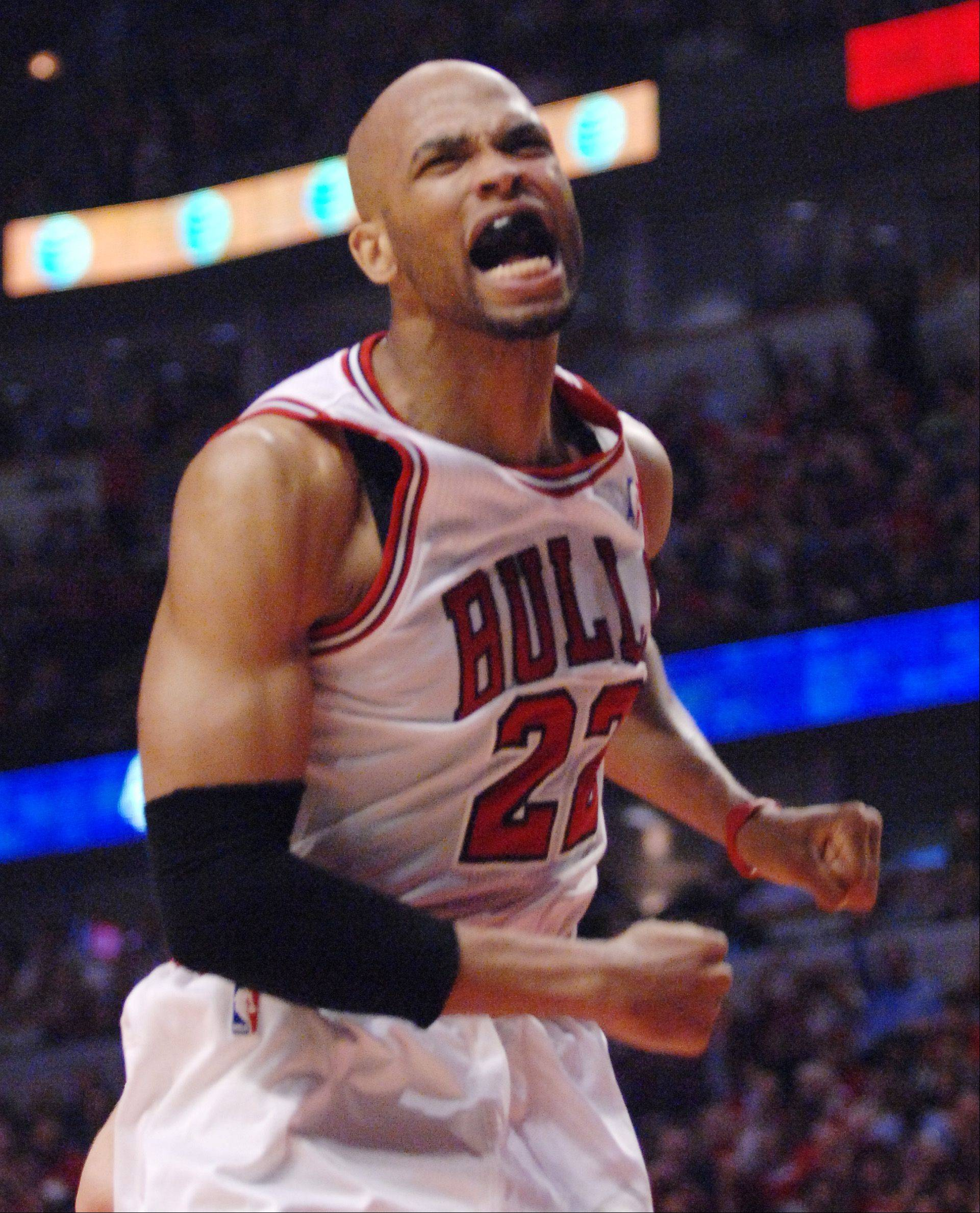 Forward Taj Gibson and the Bulls face a deadline Wednesday to agree on a contract extension.
