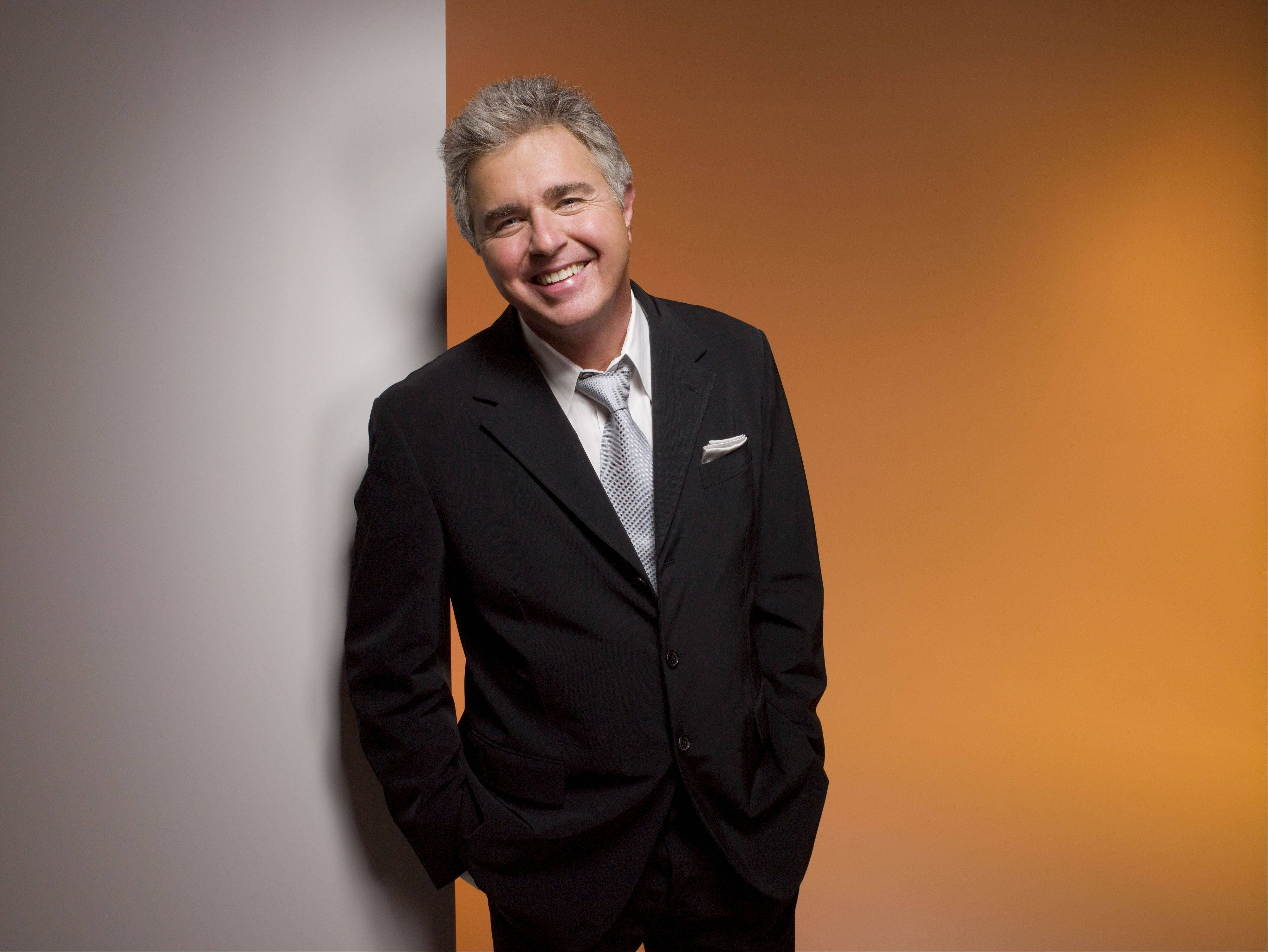 Steve Tyrell plays jazz standards and more at Viper Alley in Lincolnshire on Friday and Saturday, Nov. 2-3.