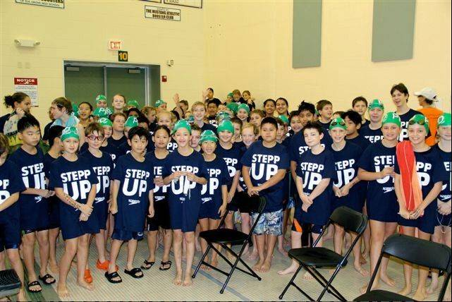 The Tiger Sharks remember their friend, Ben, at their weekend meet.