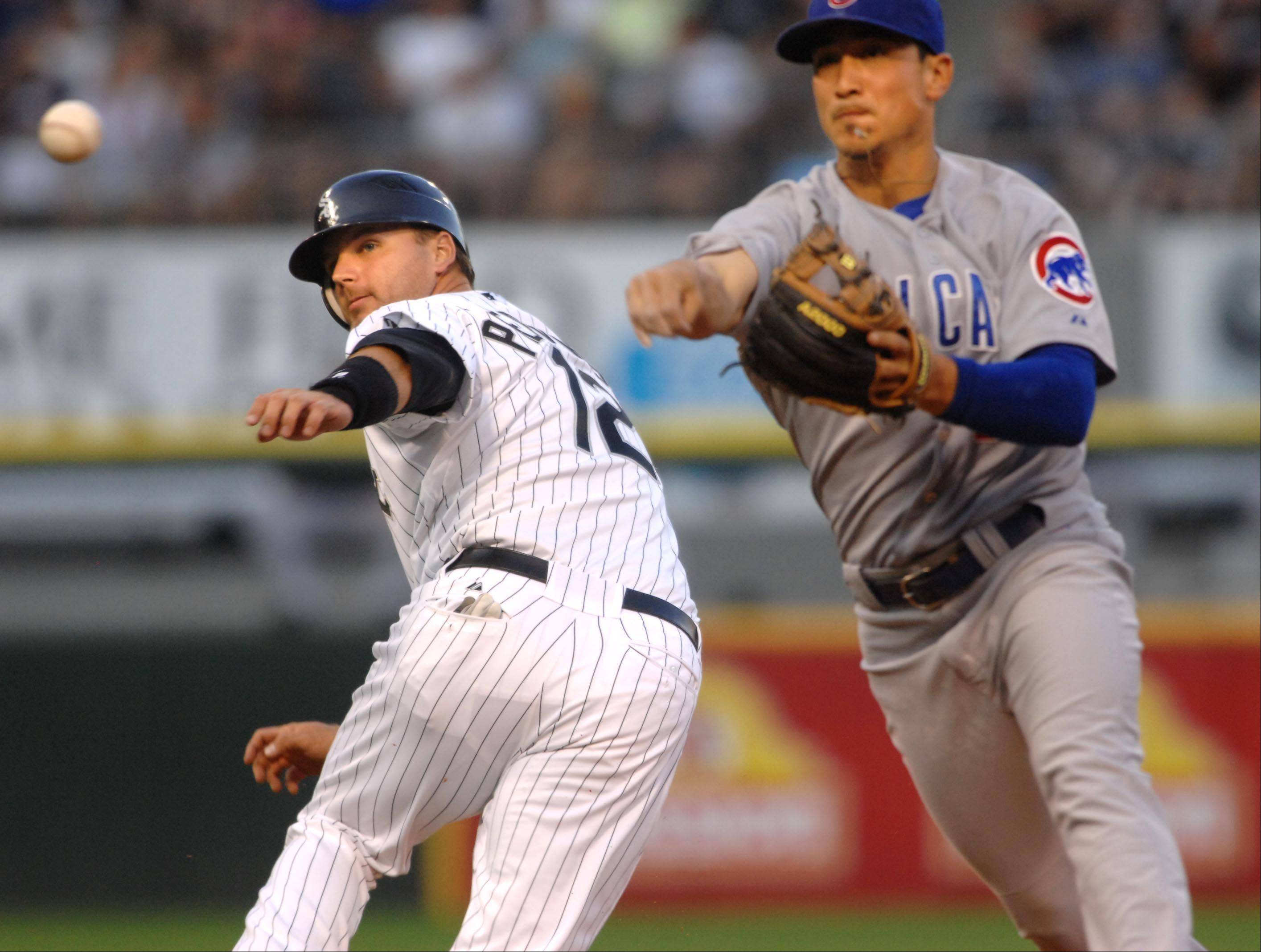 Cubs second baseman Darwin Barney won his first gold glove Tuesday night, beating out the Cincinnati Reds Brandon Phillips and Aaron Hill of Arizona.
