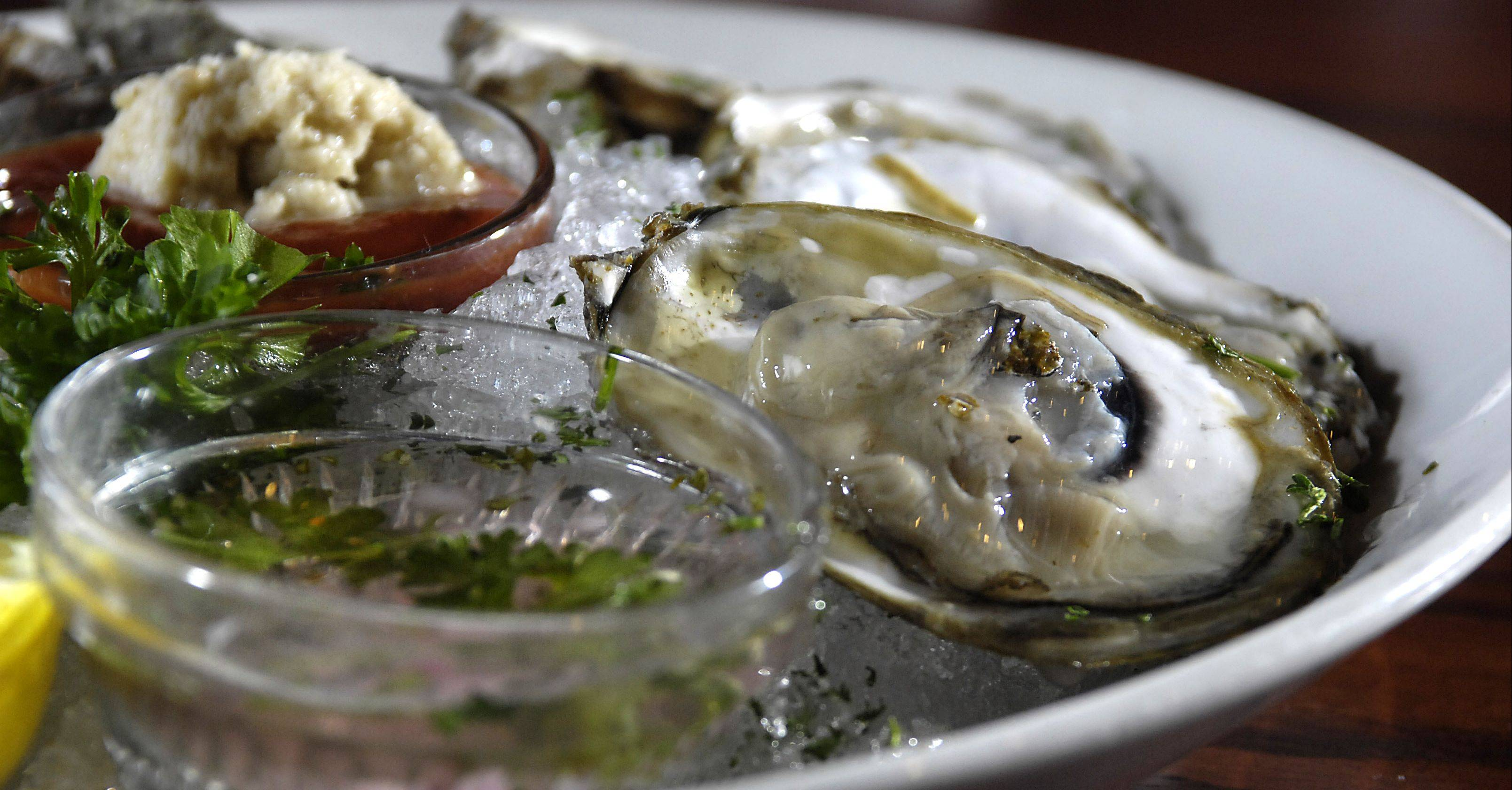 Chesapeake oyster farmers are jockeying for bragging rights about whose section of the Maryland bay produces the tastiest oysters and hope to build a following among chefs and diners.