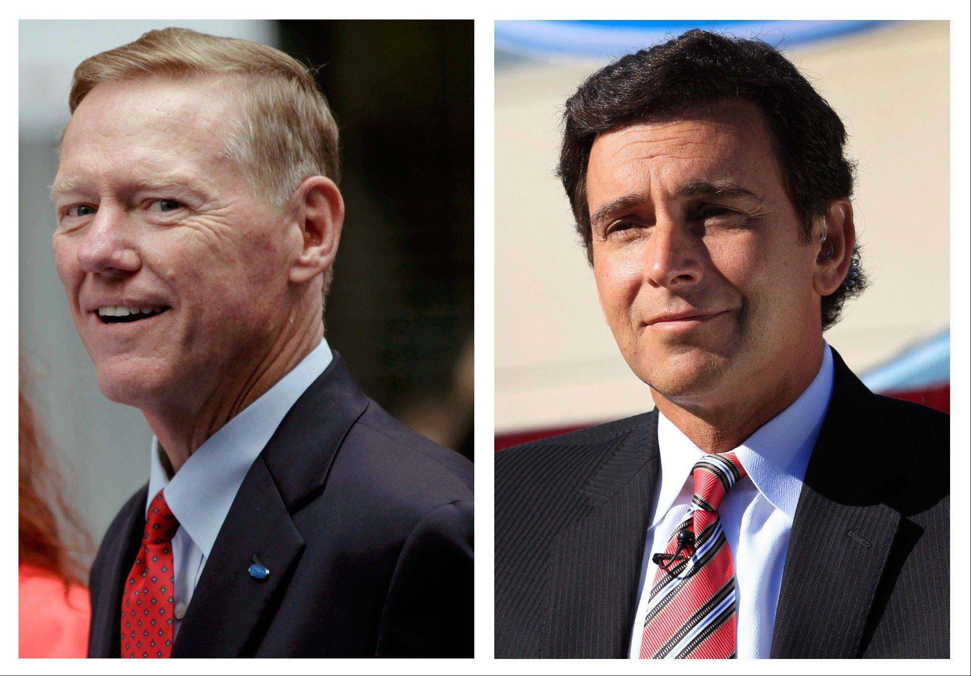 Longtime Ford executive Mark Fields, right, Ford president of the Americas, was named chief operating officer of the company Thursday, putting him in line to replace CEO Alan Mulally, left, as soon as 2015.