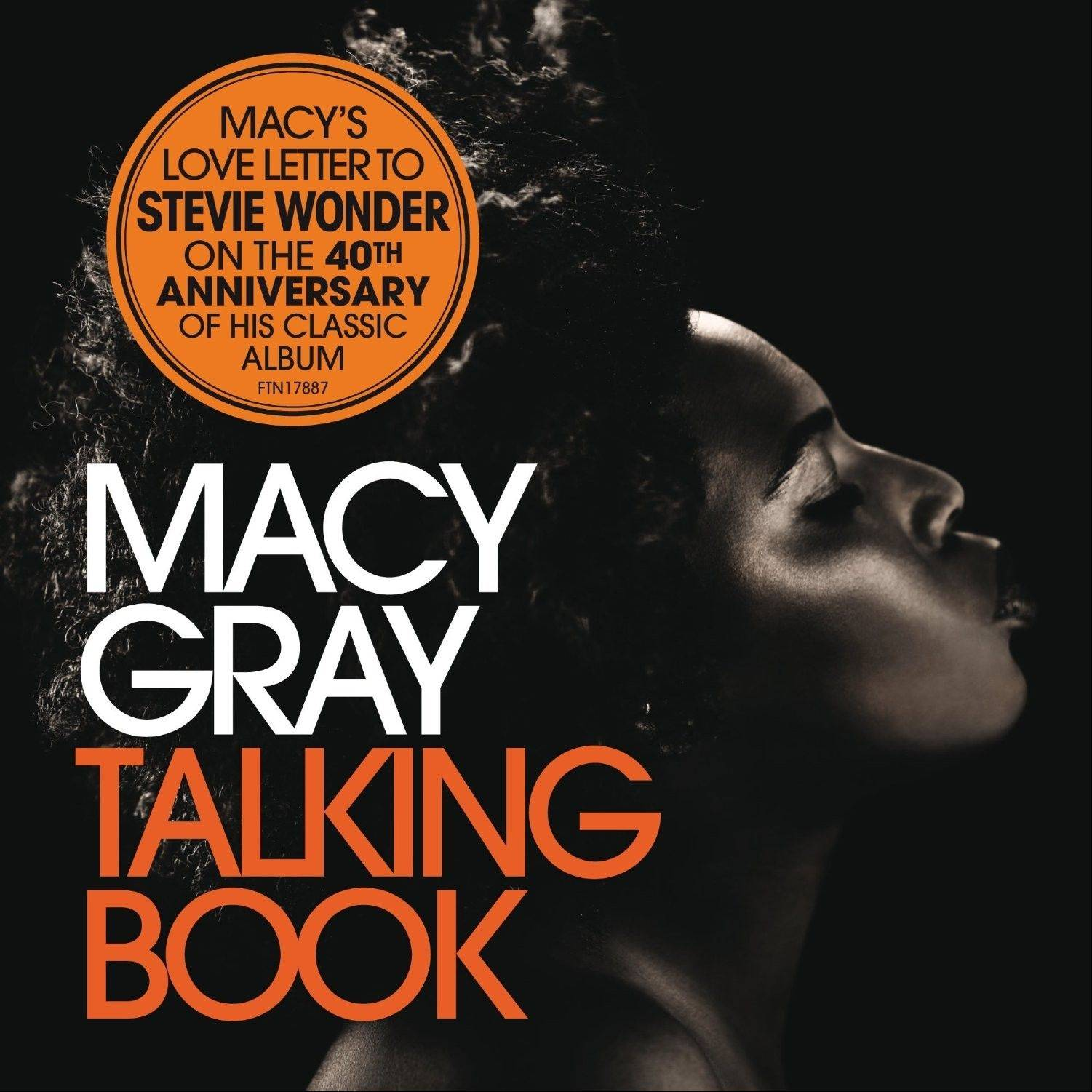 "Macy Gray's ""Talking Book"""