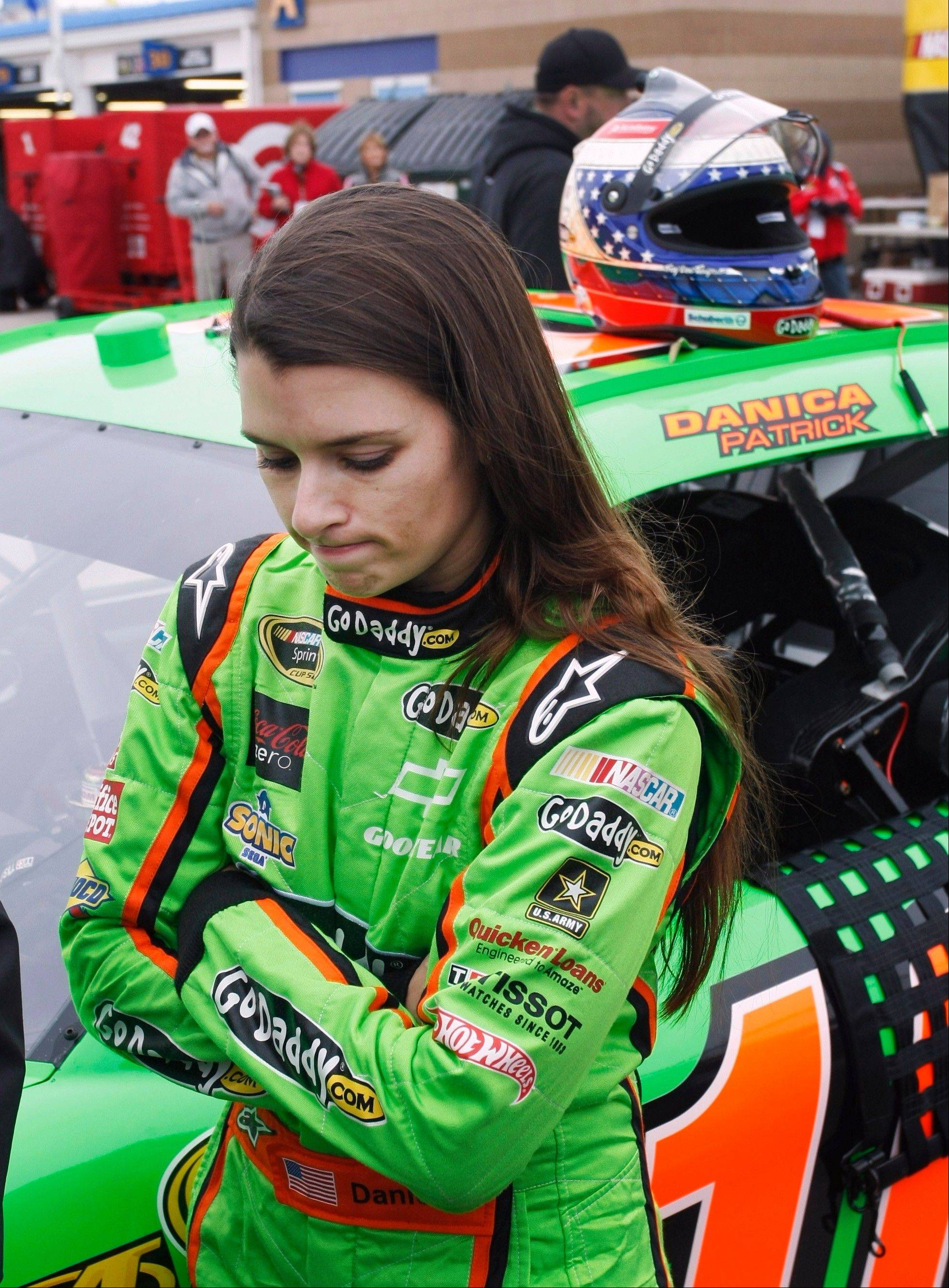 "Danica Patrick has only one regret about purposely bumping Landon Cassill in her last race. ""I still think it was important for me to stand up for myself, and I wouldn't change it,"" Patrick said Thursday. ""I would change my execution of the actual incident. I didn't do a very good job with that, but I guess there's only one way to learn, is to try. It's just not that easy to take someone out."""