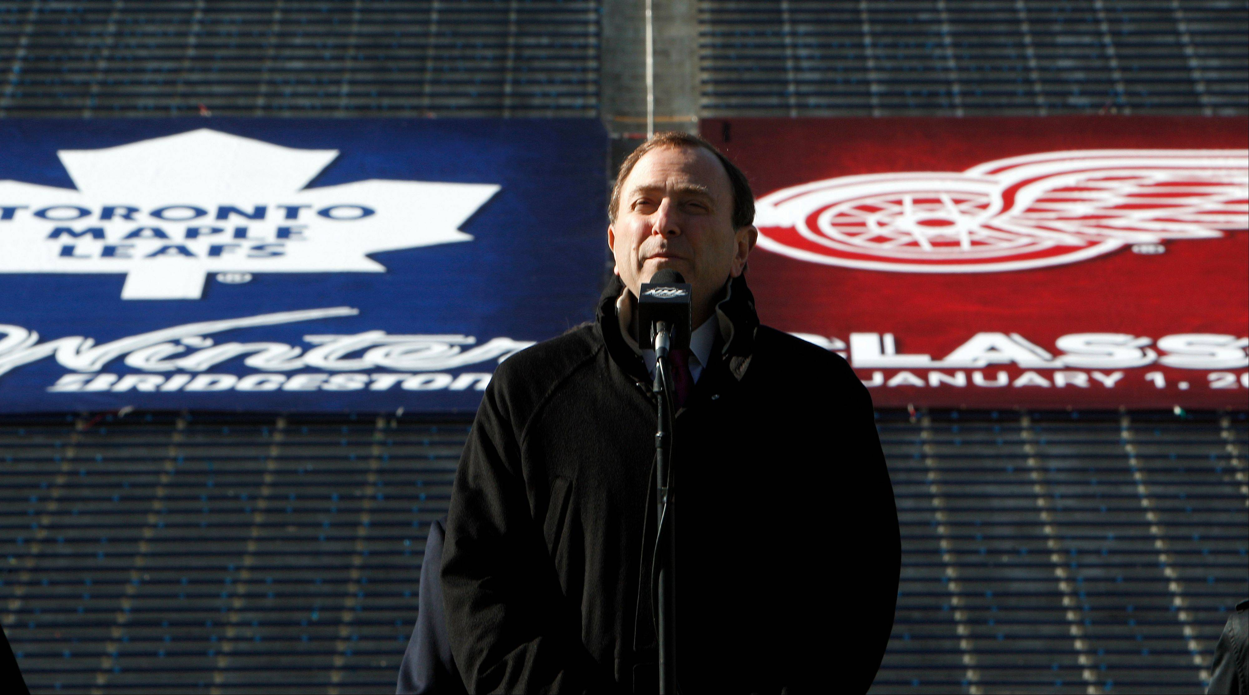 The NHL has canceled the 2013 Winter Classic at Michigan Stadium. The signature event between the Detroit Red Wings and Toronto Maple Leafs, is the latest casualty from the labor dispute that has put the season on hold, a person familiar with the situation told The Associated Press on Friday.