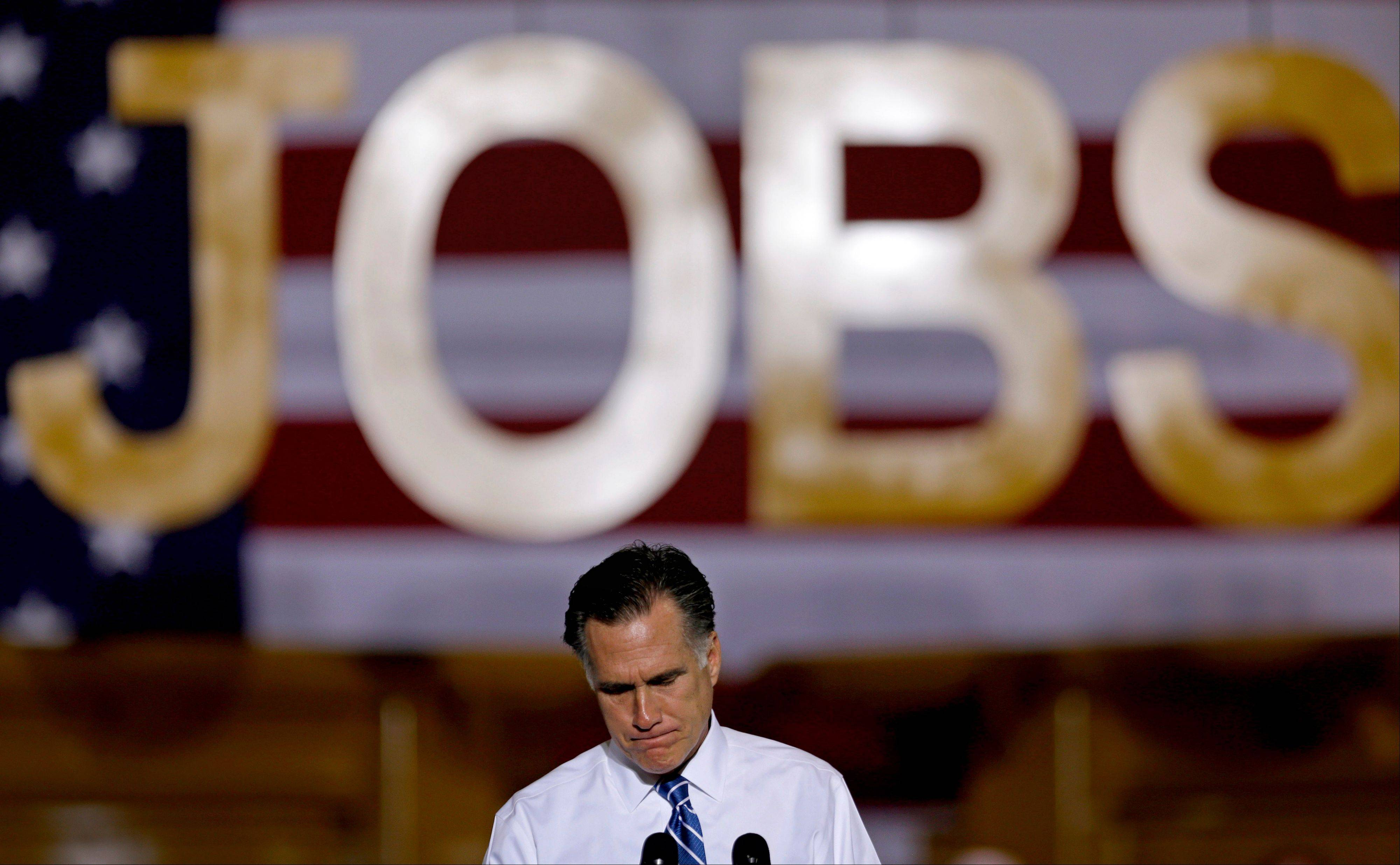 Republican presidential candidate, former Massachusetts Gov. Mitt Romney, could inherit Joe Biden as his vice president unless he wins the elction outright.