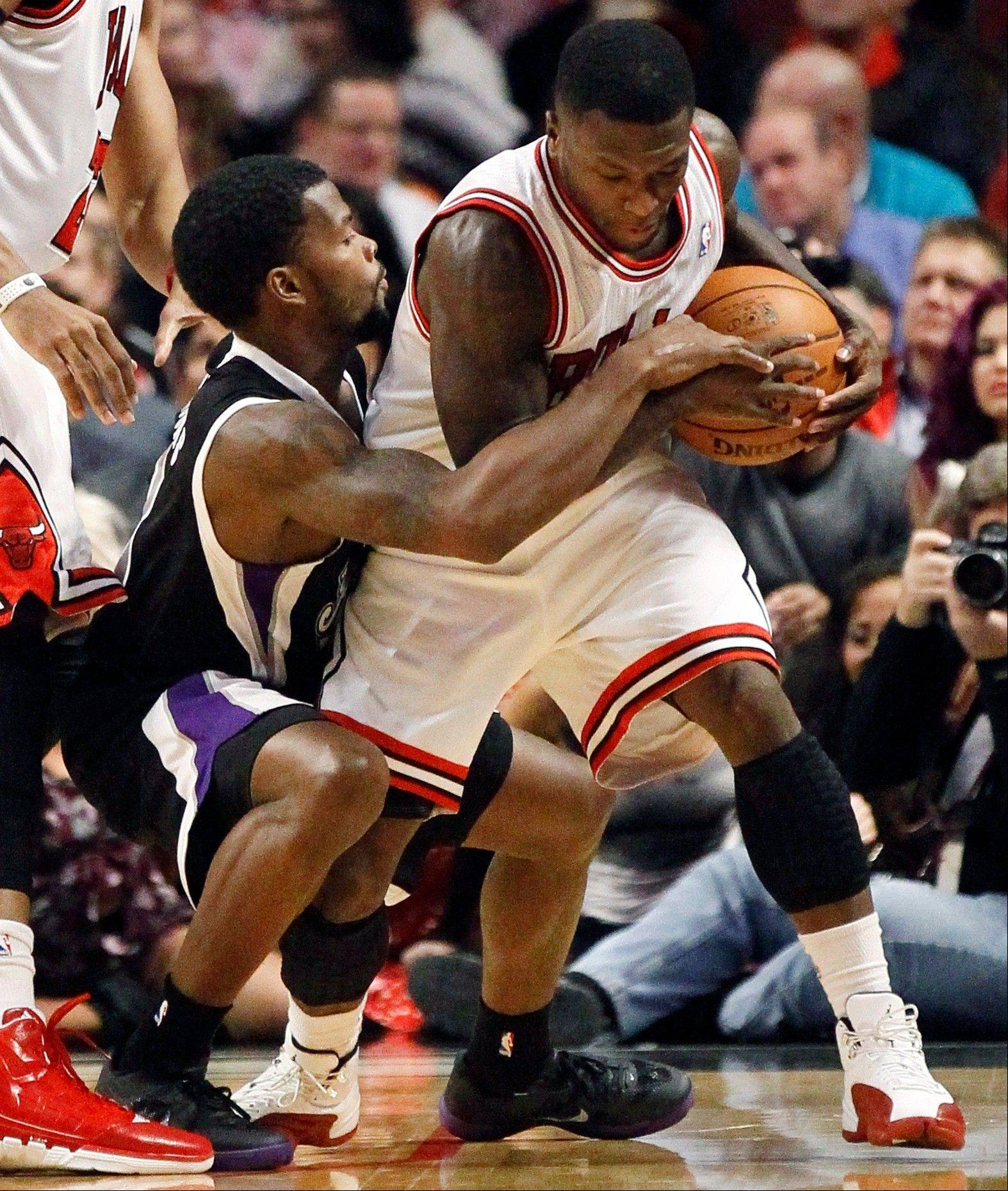 The Bulls struggled to put away the Sacramento Kings in Wednesday's season opener, but they still won the game and there's nothing ugly about a win, says Mike North.