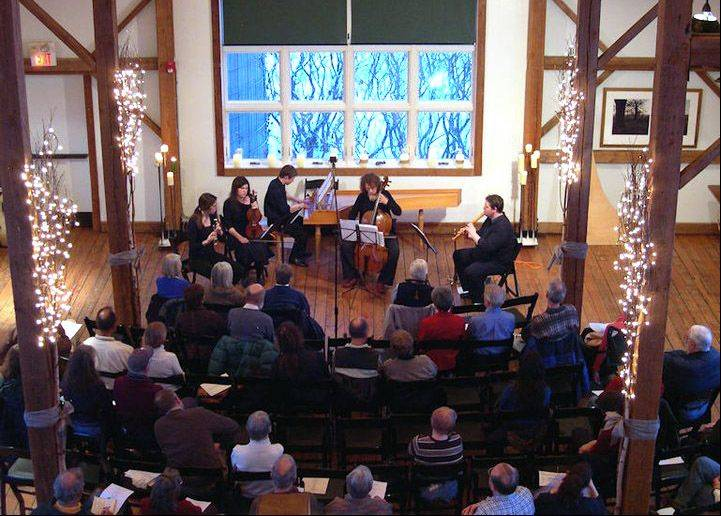 The Early Music Series at the Byron Colby Barn opens its 2012-13 season Sunday, Nov. 11.
