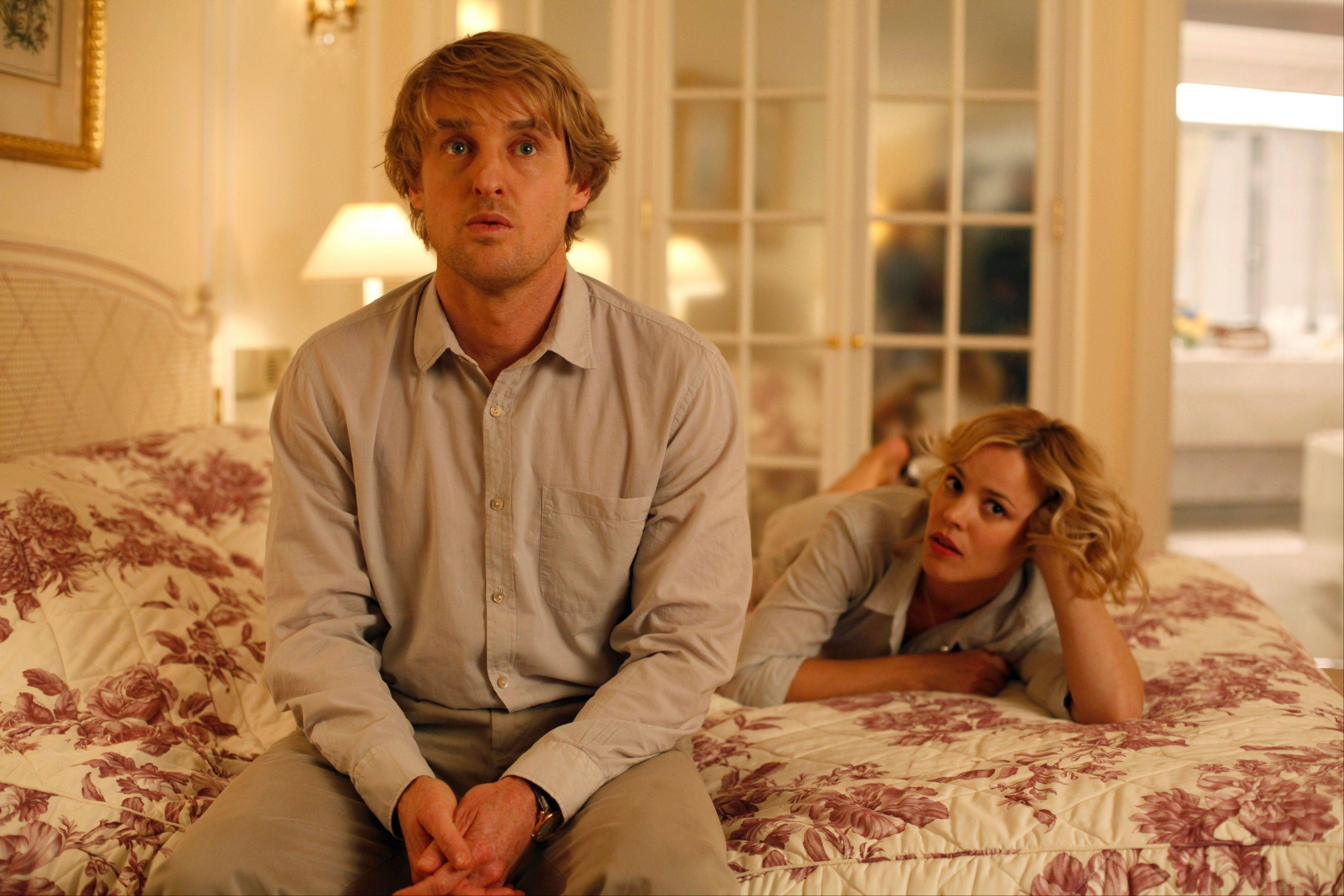 "Owen Wilson and Rachel McAdam star in Woody Allen's whimiscal comedy ""Midnight in Paris."" The author's literary estate is suing Sony Pictures Classics for using a paraphrase of the line in the 2011 film. Wilson slightly misquoted the line from Faulkner's ""Requiem for a Nun."" He said, ""The past is not dead! Actually, it's not even past."""
