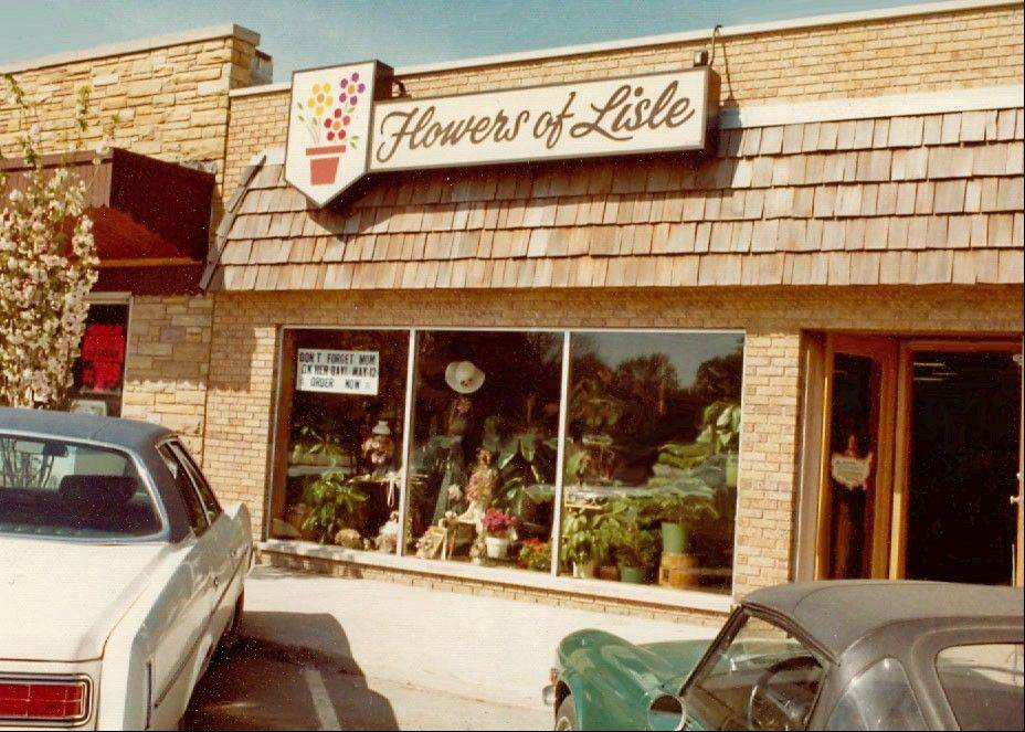 Flowers of Lisle opened on Main Street in 1972 and is celebrating its 40th anniversary.