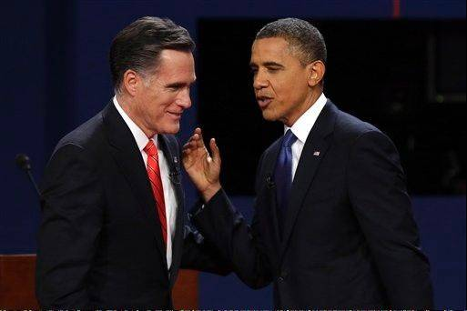 President Barack Obama and Republican presidential candidate Mitt Romney are locked in a tight race for the White House.