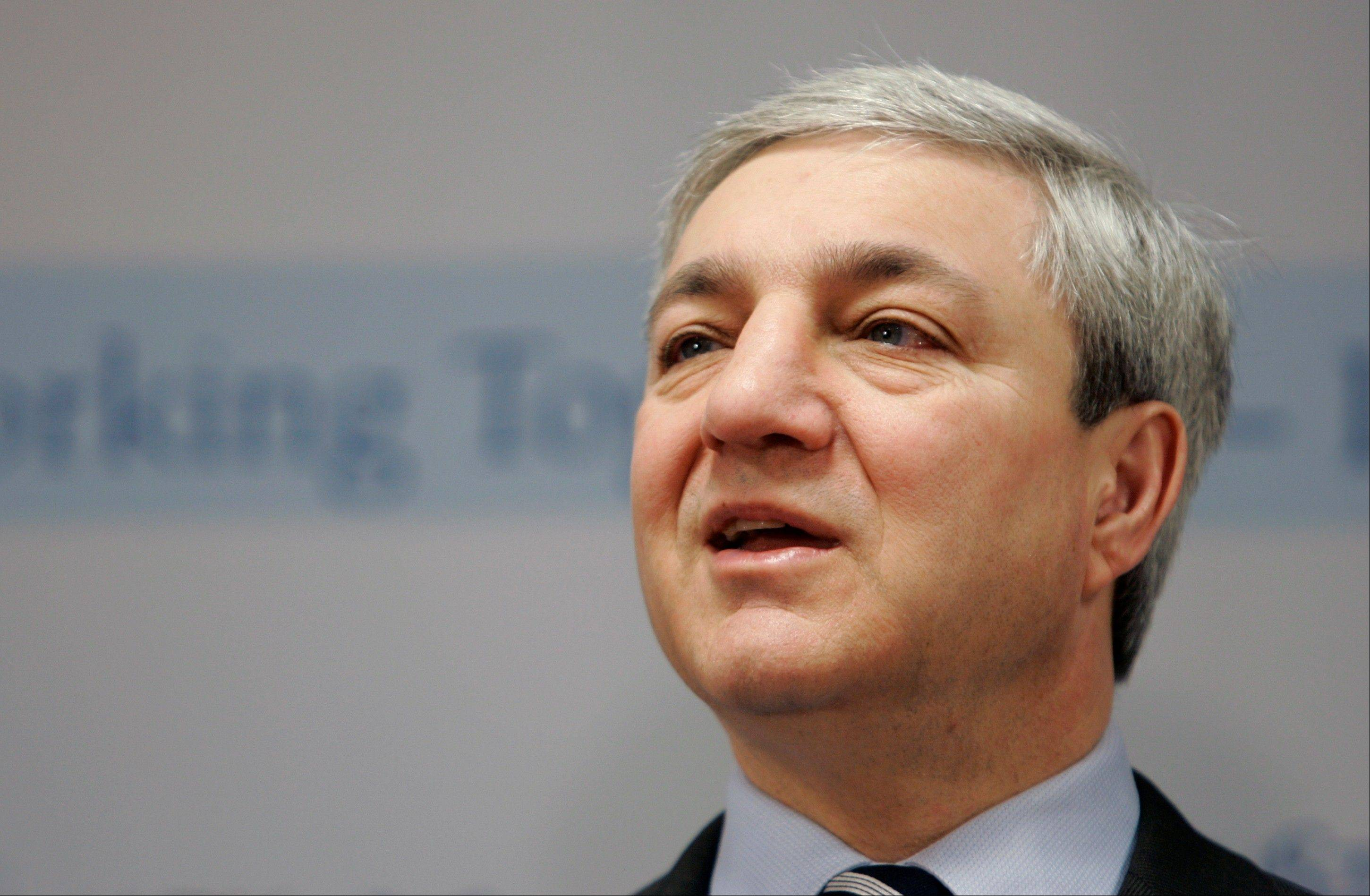 ASSOCIATED PRESSFormer Penn State University President Graham Spanier faces charges that he conspired to conceal child abuse allegations against Jerry Sandusky.