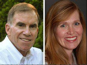Republican David Barkhausen opposes Democrat Sandra Hart for Lake County County Board District 13