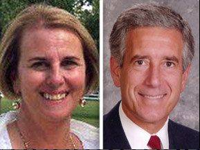 Sue Klinkhamer and Chris Lauzen for Kane County Board Chairman