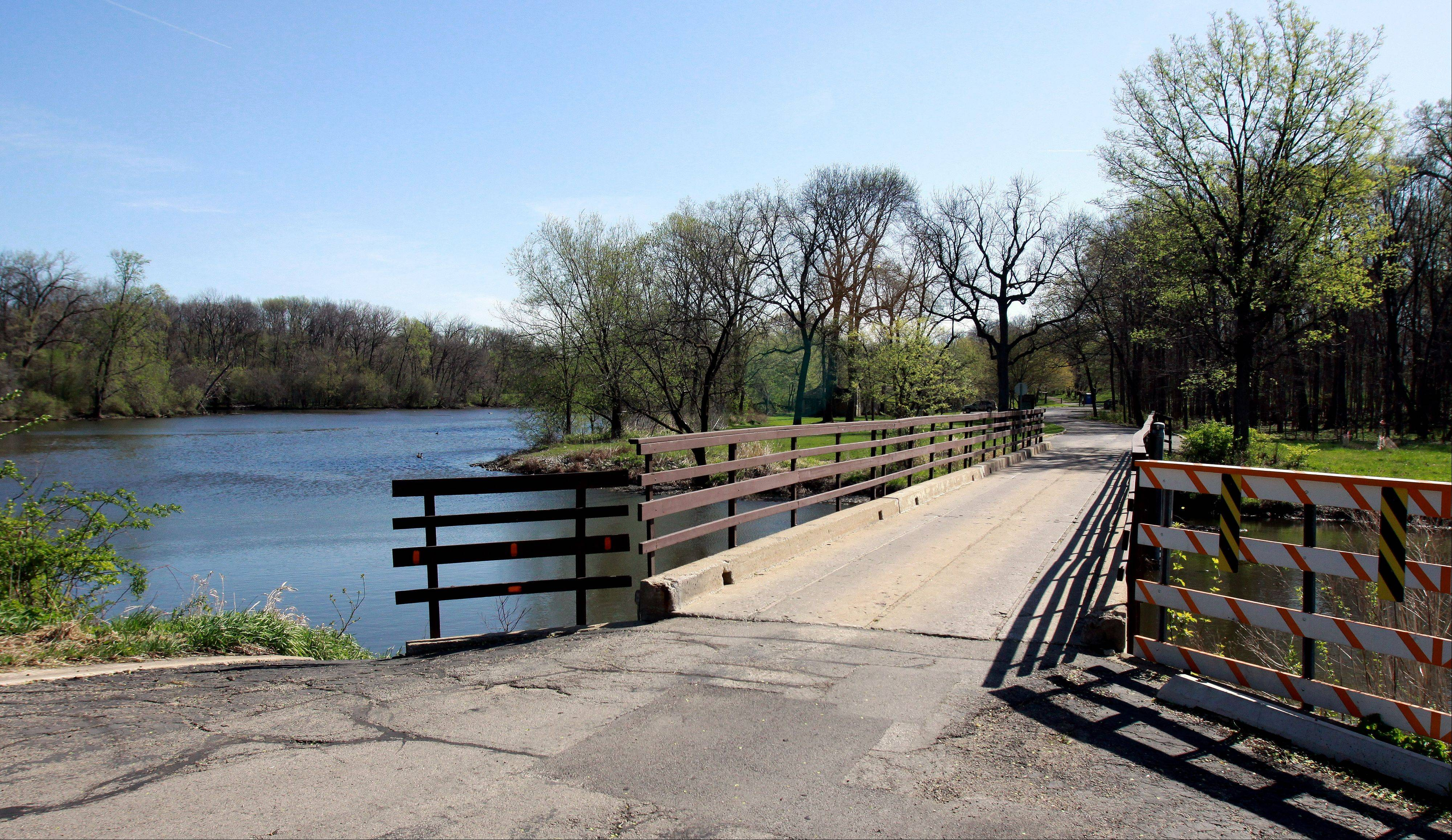 The northern portion of the McDowell Grove Forest Preserve near Naperville has reopened following completion of remedial work along the West Branch of the DuPage River.
