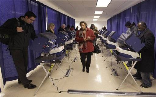 Five things to know about Tuesday's election in Illinois