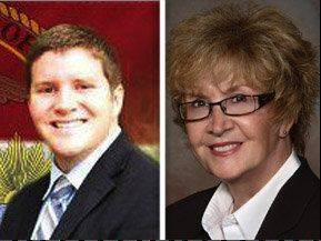 Democrat Andrew Bernard is trailing Republican Kay Hatcher in the 50th State House District race.
