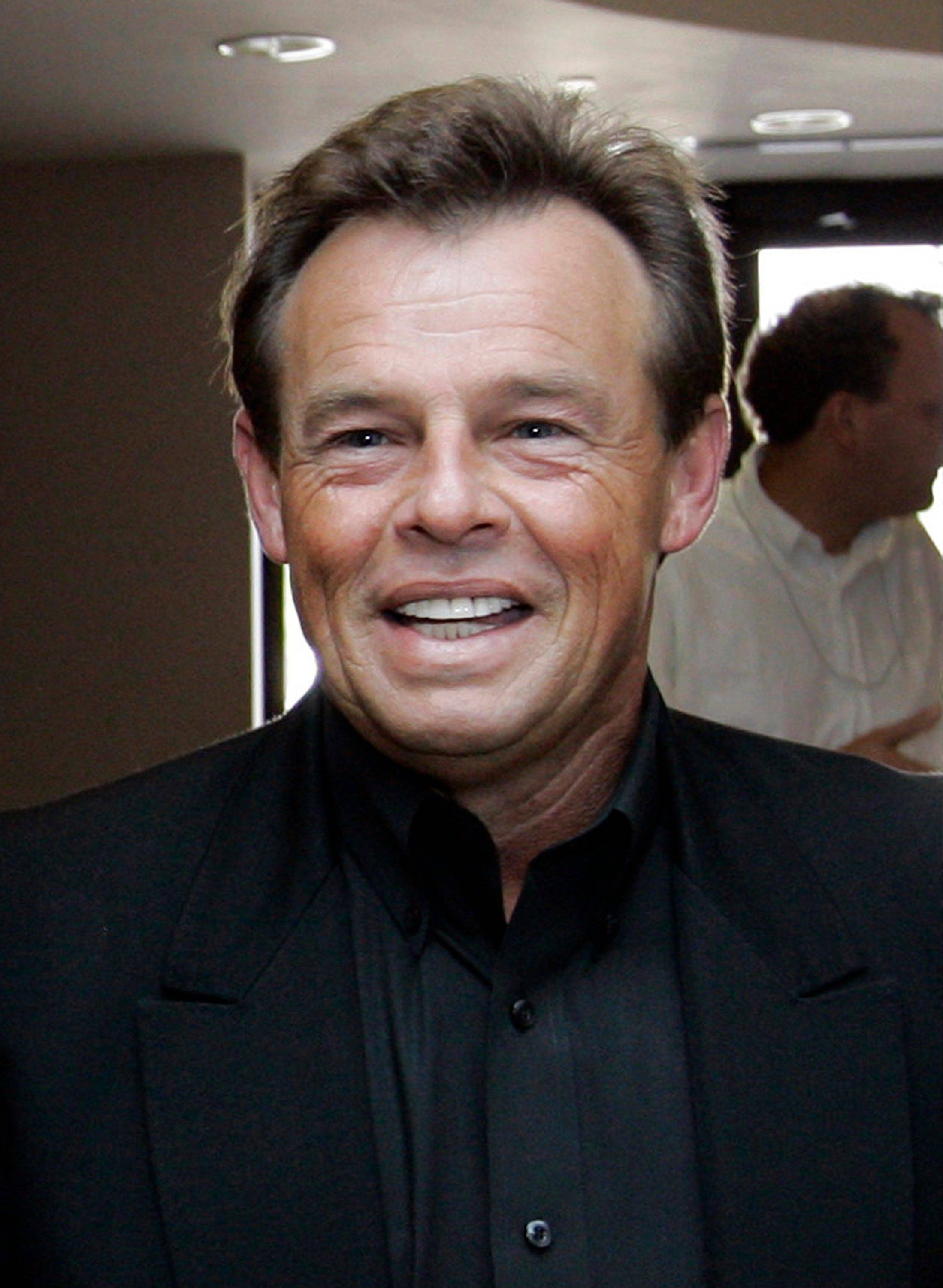 Country singer Sammy Kershaw's tour bus was struck by another vehicle on Friday in Nocona, Texas. The impact caused major damage to the bus, and the car was totaled.