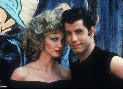 "Olivia Newton-John shot to fame playing Sandy in the movie adaptation of ""Grease,"" which also starred John Travolta. The two are releasing a Christmas CD that is available Tuesday."