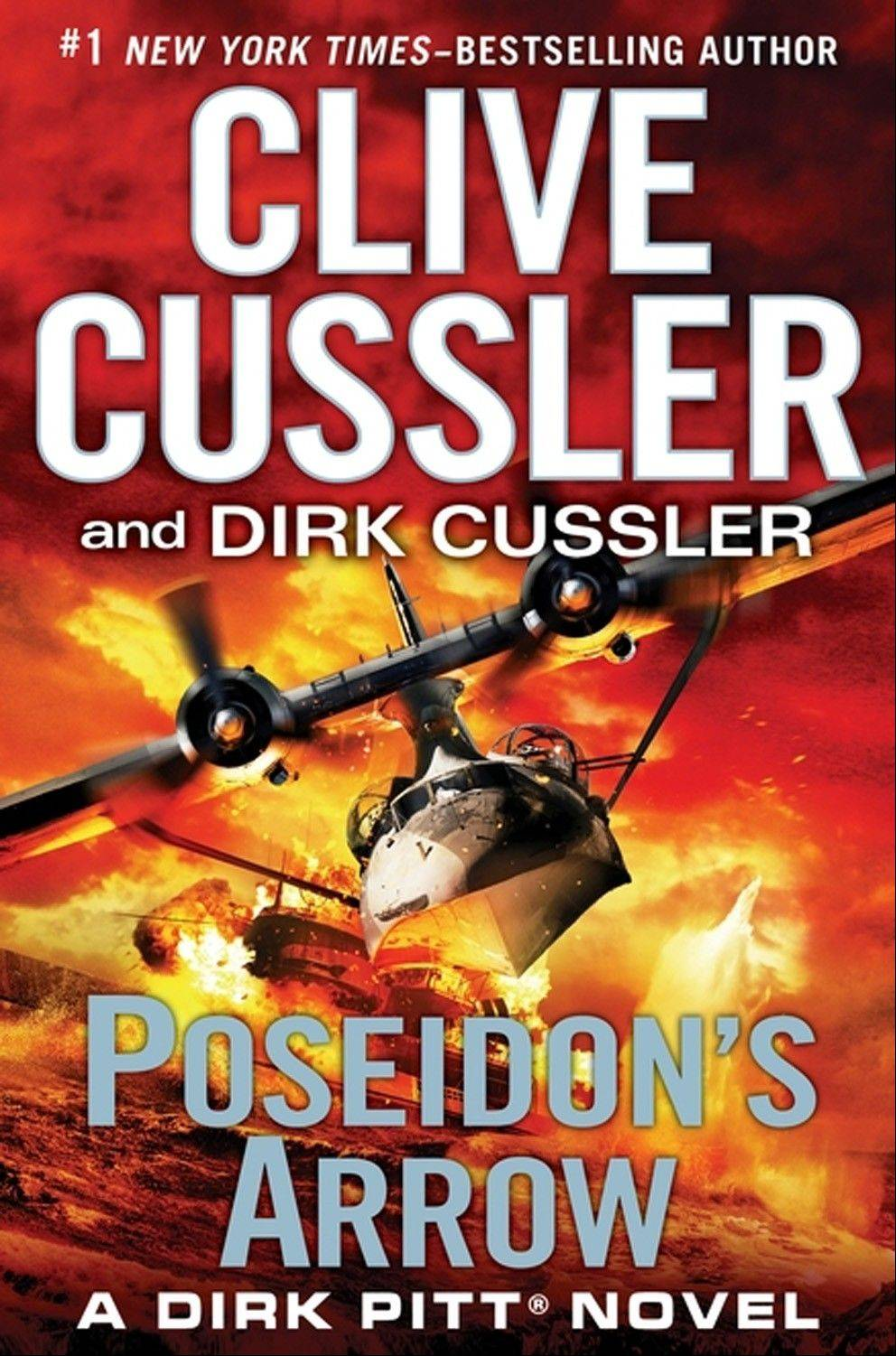 """Poseidon's Arrow"" by Clive Cussler and Dirk Cussler"