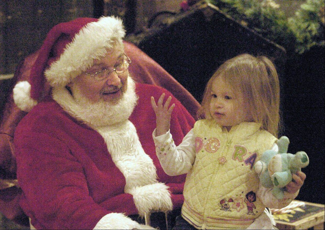 "Lisle's ""Once Upon a Christmas"" celebration will run Dec. 1 and 2 at Lisle Station Park."