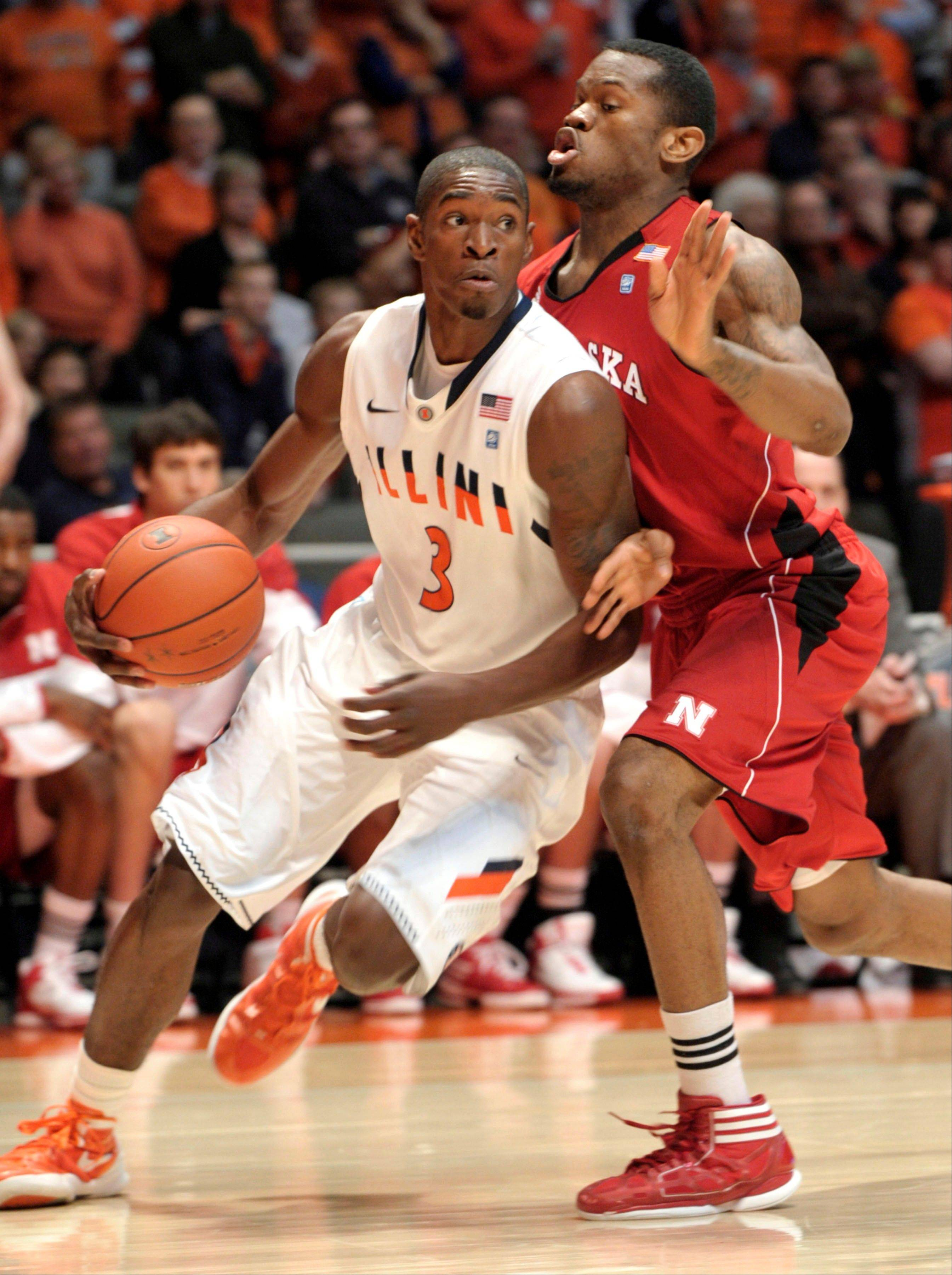 Illinois guard Brandon Paul enters his senior season with a new head coach and several new teammates expected to play bigger roles. The former Warren star is one of four captains on the Illini.