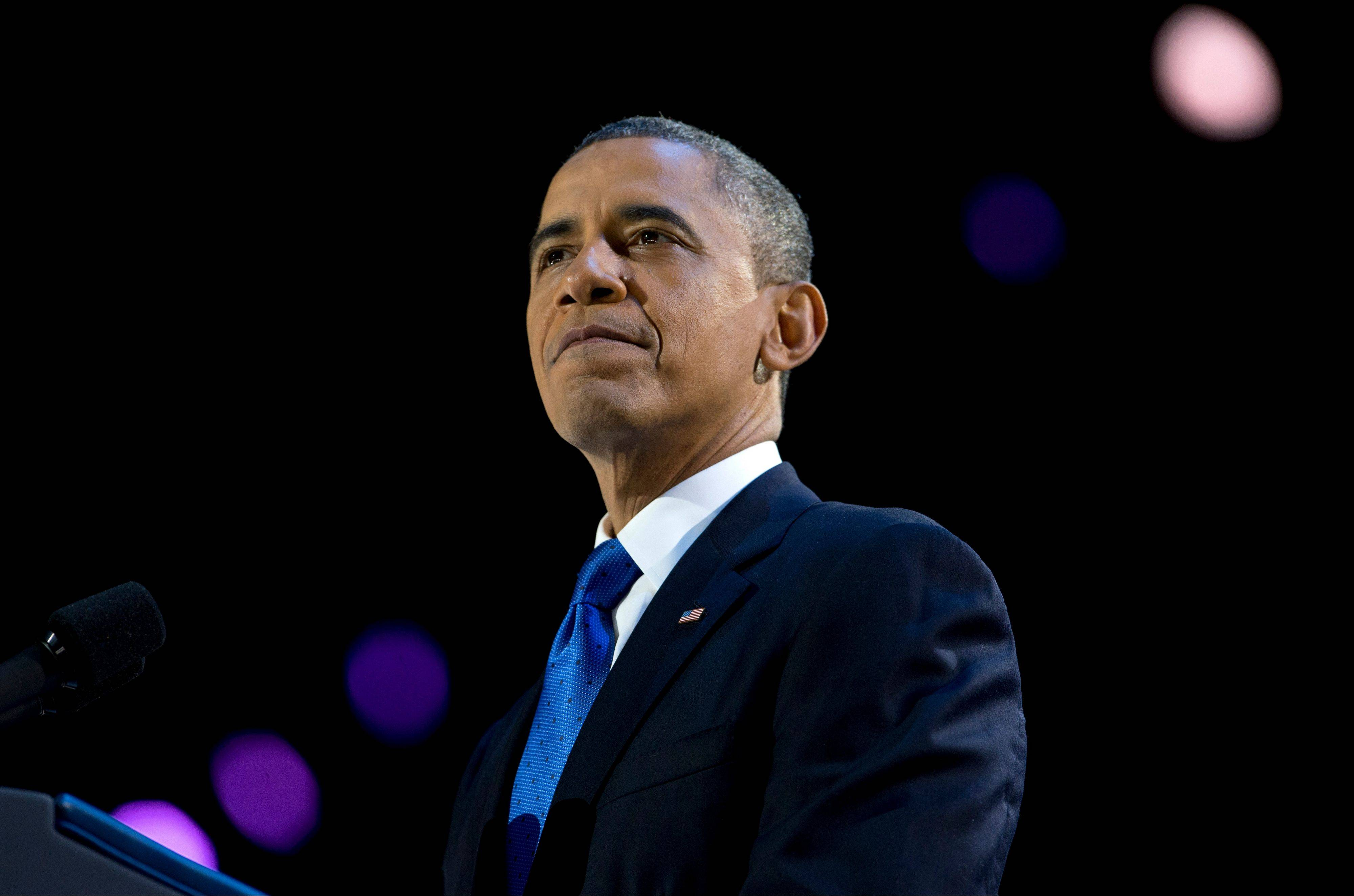 Dawn Patrol/election night review: Obama doesn't quite sweep suburbs