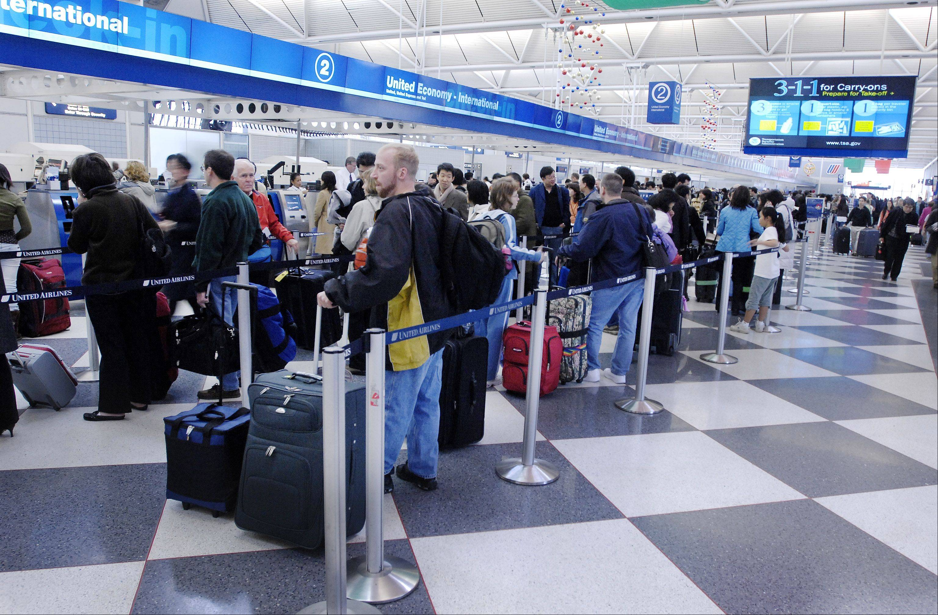 Travelers can expect airports to be busier and planes to be fuller than ever this Thanksgiving. And fares will be more expensive.