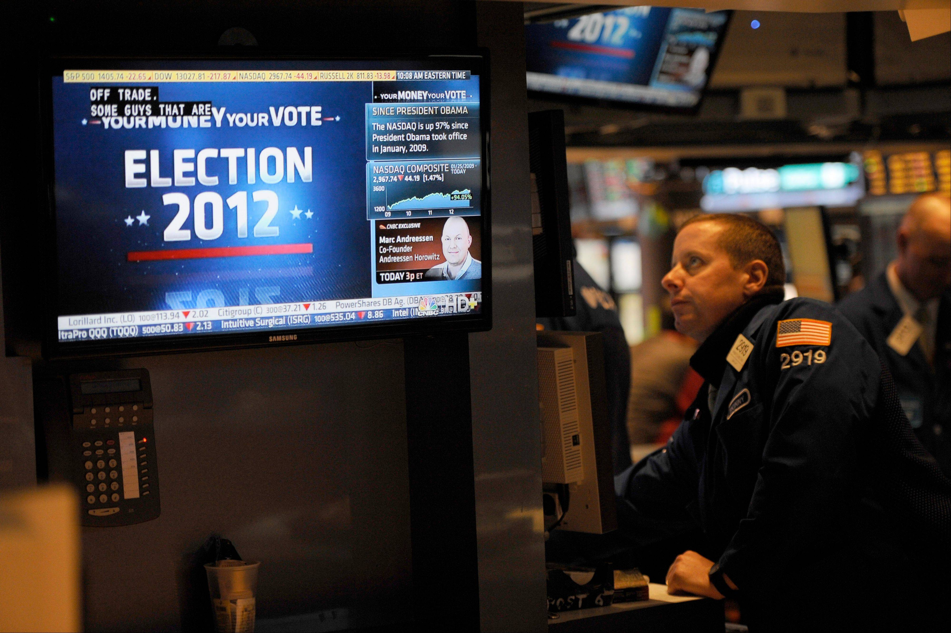 With President Barack Obama elected to another term, U.S. investors d