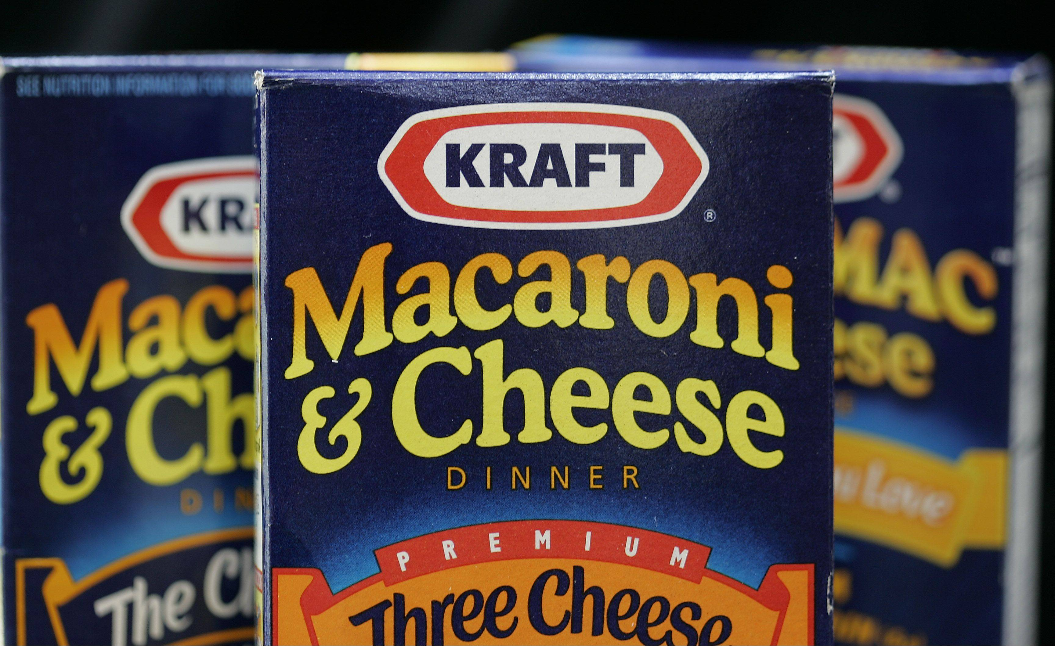 Northfield-based Kraft Foods' net income rose 13 percent in the third quarter, the food maker said Wednesday, as new products and increased advertising helped it top Wall Street expectations.